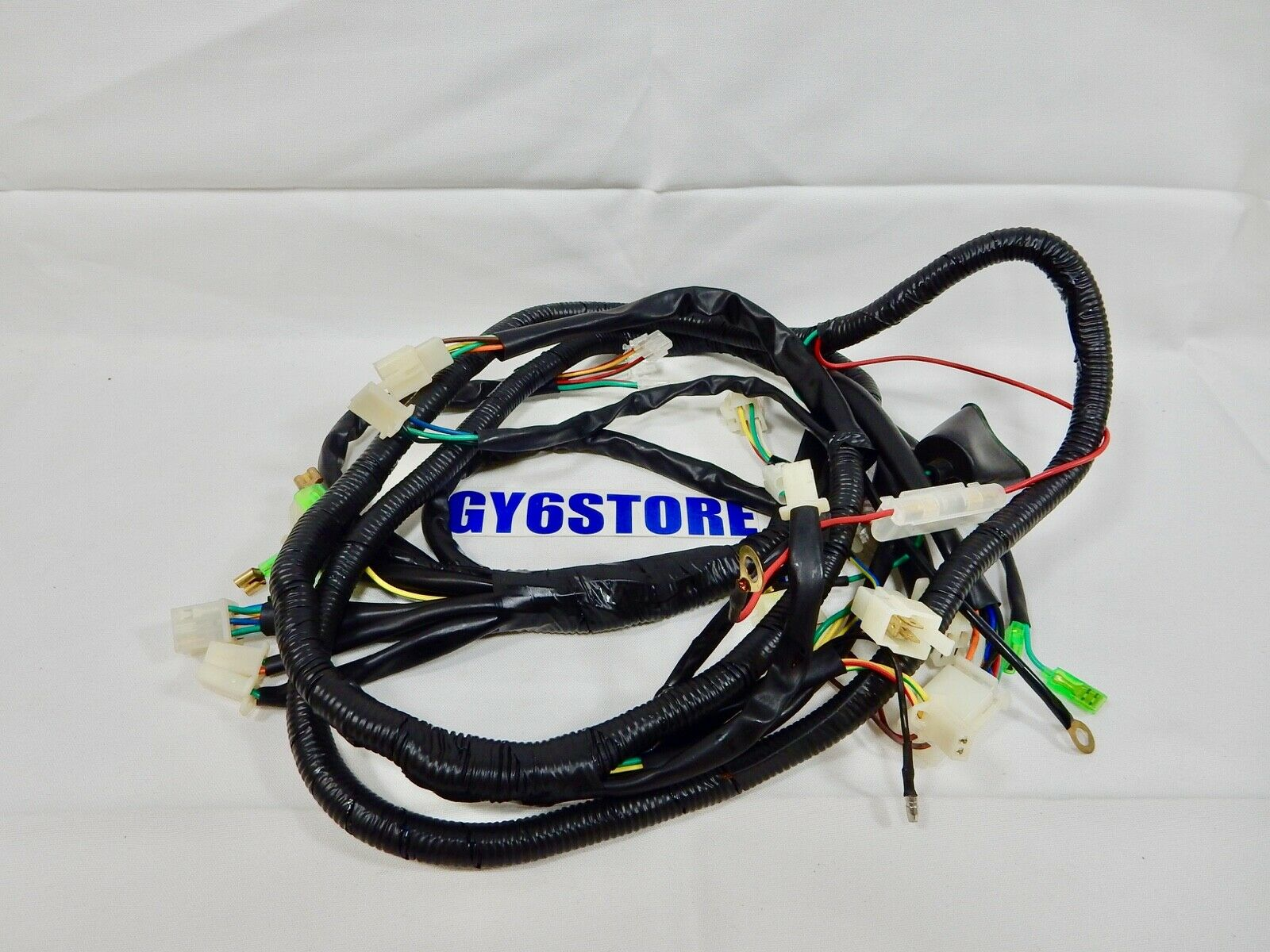 TAOTAO LANCER 150cc SCOOTER COMPLETE WIRING HARNESS *NEW* 1 of 1Only 1  available ...