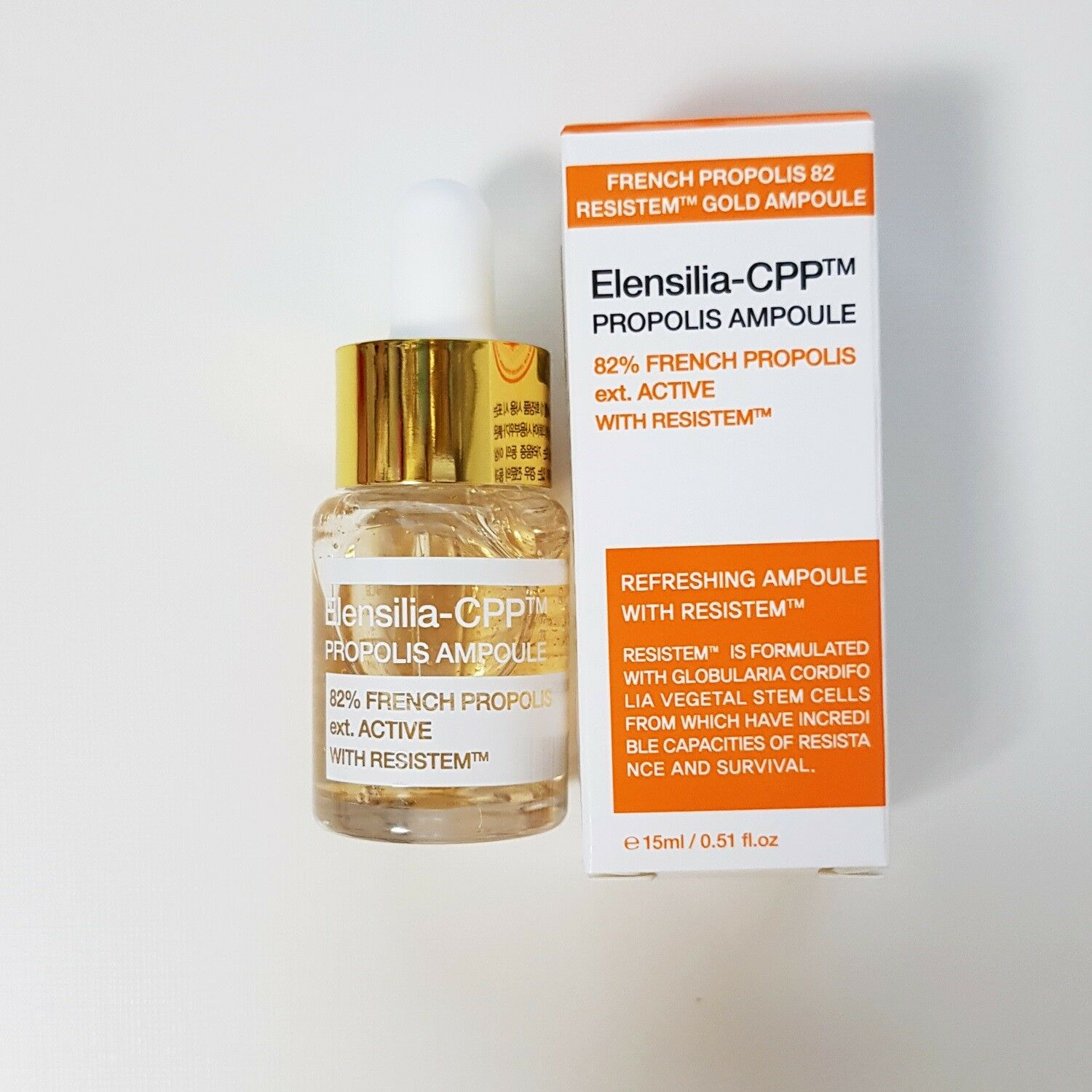Elensilia Cpp French Propolis 82 Resistem Gold Ampoule 051oz Me Lia Original 30ml 1 Of 2only 5 Available