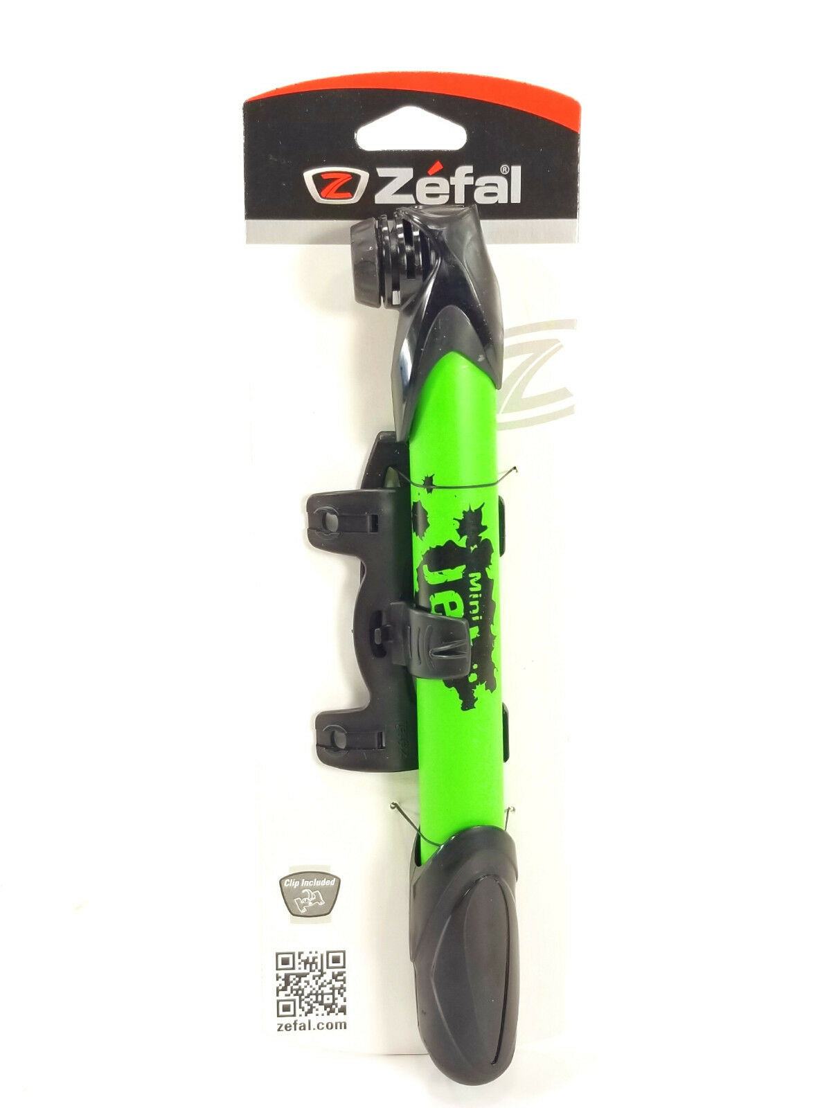 ZEFAL MOUNTAIN BIKE Bicycle Mini Frame Pump, Green - $9.82 | PicClick