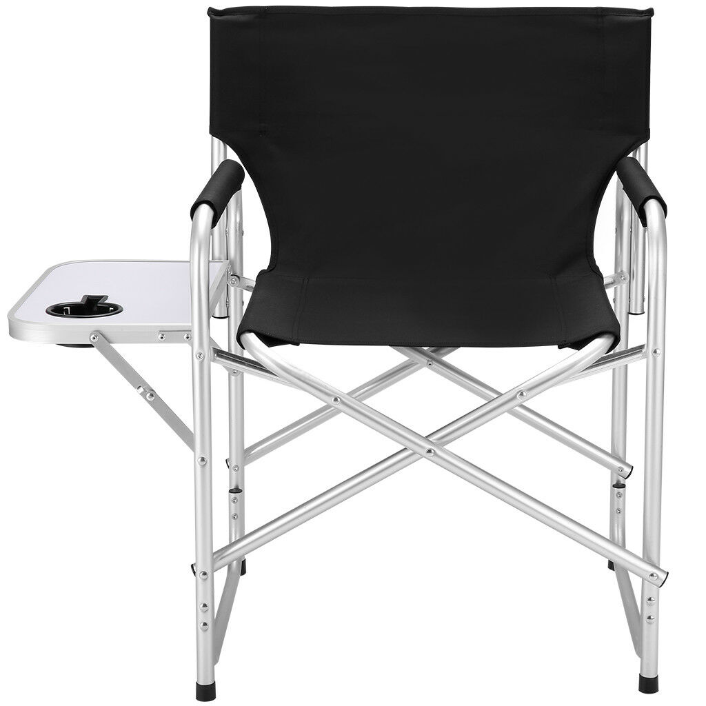 Outdoor Director Chair With Side Table Outdoor Designs