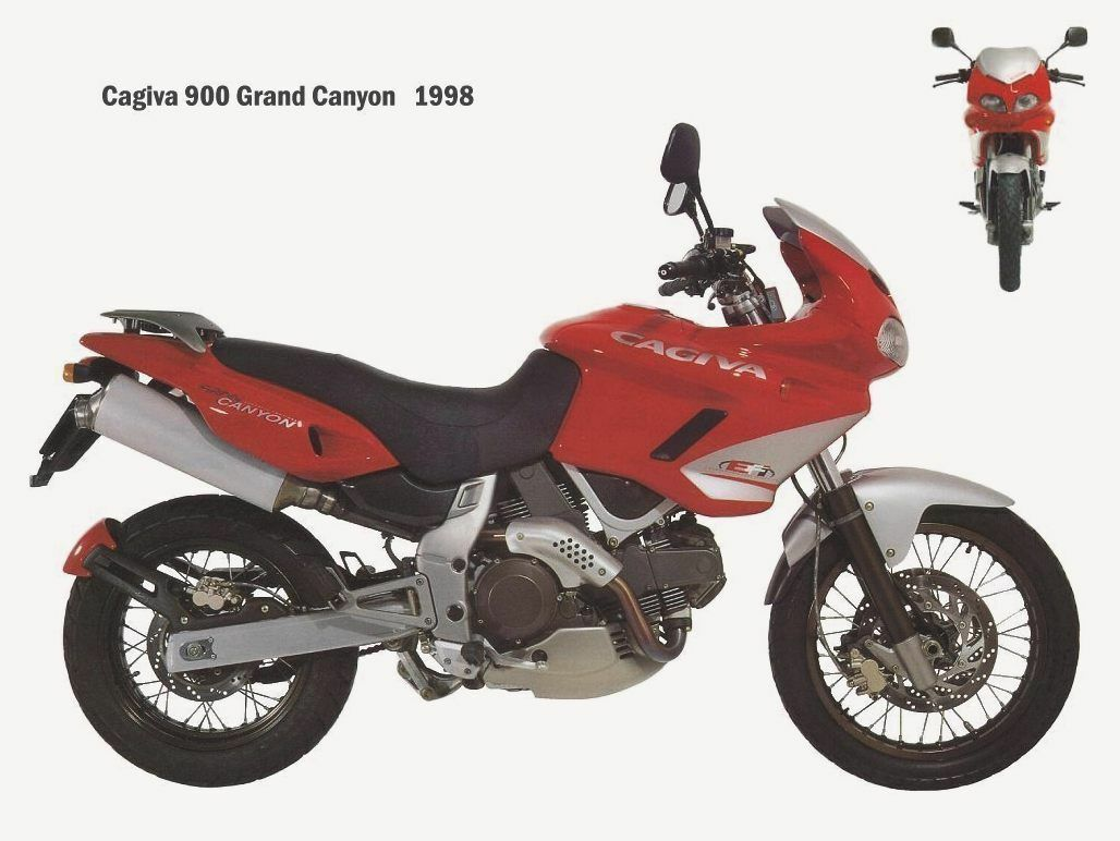 WORKSHOP MANUAL CAGIVA 900 GREAT CANYON WORKSHOP DVD PDF REPAIR SERVICE  English 1 of 1 See More