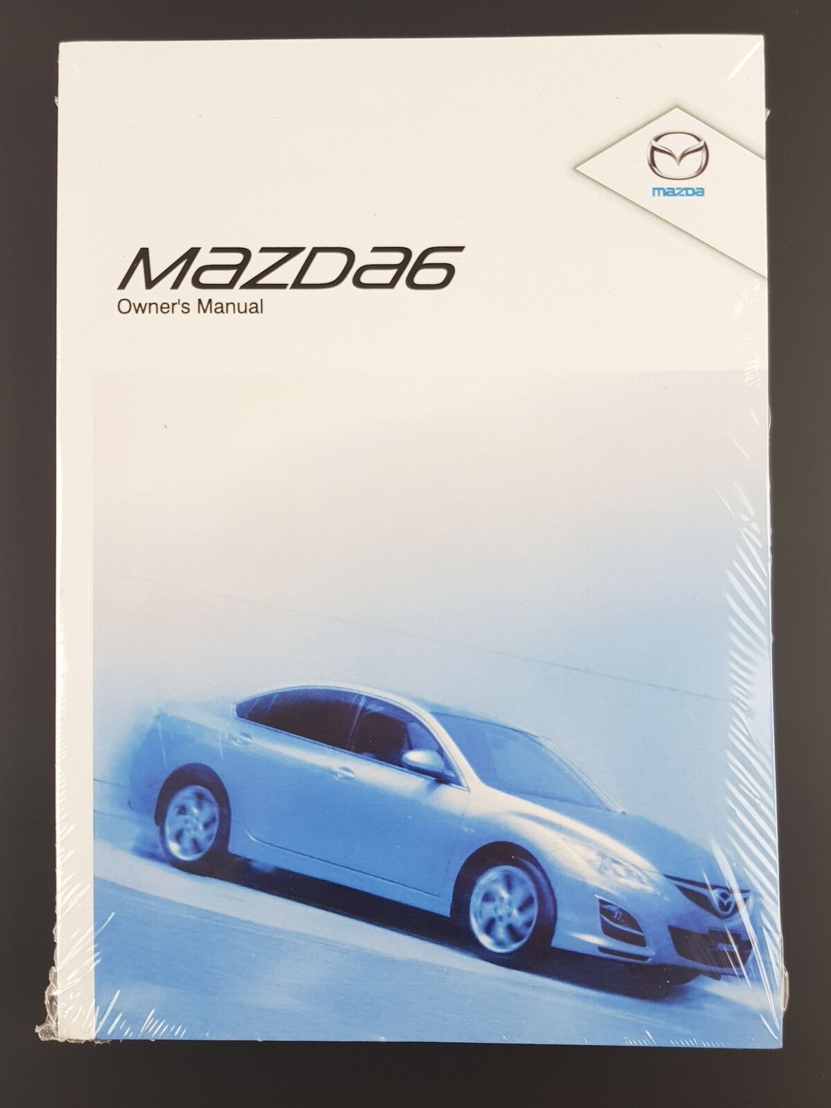 New Genuine Mazda6 Owners Manual Mazda 6 GH Series 2 S2 07/2016 - 09 1 of  2Only 1 available ...