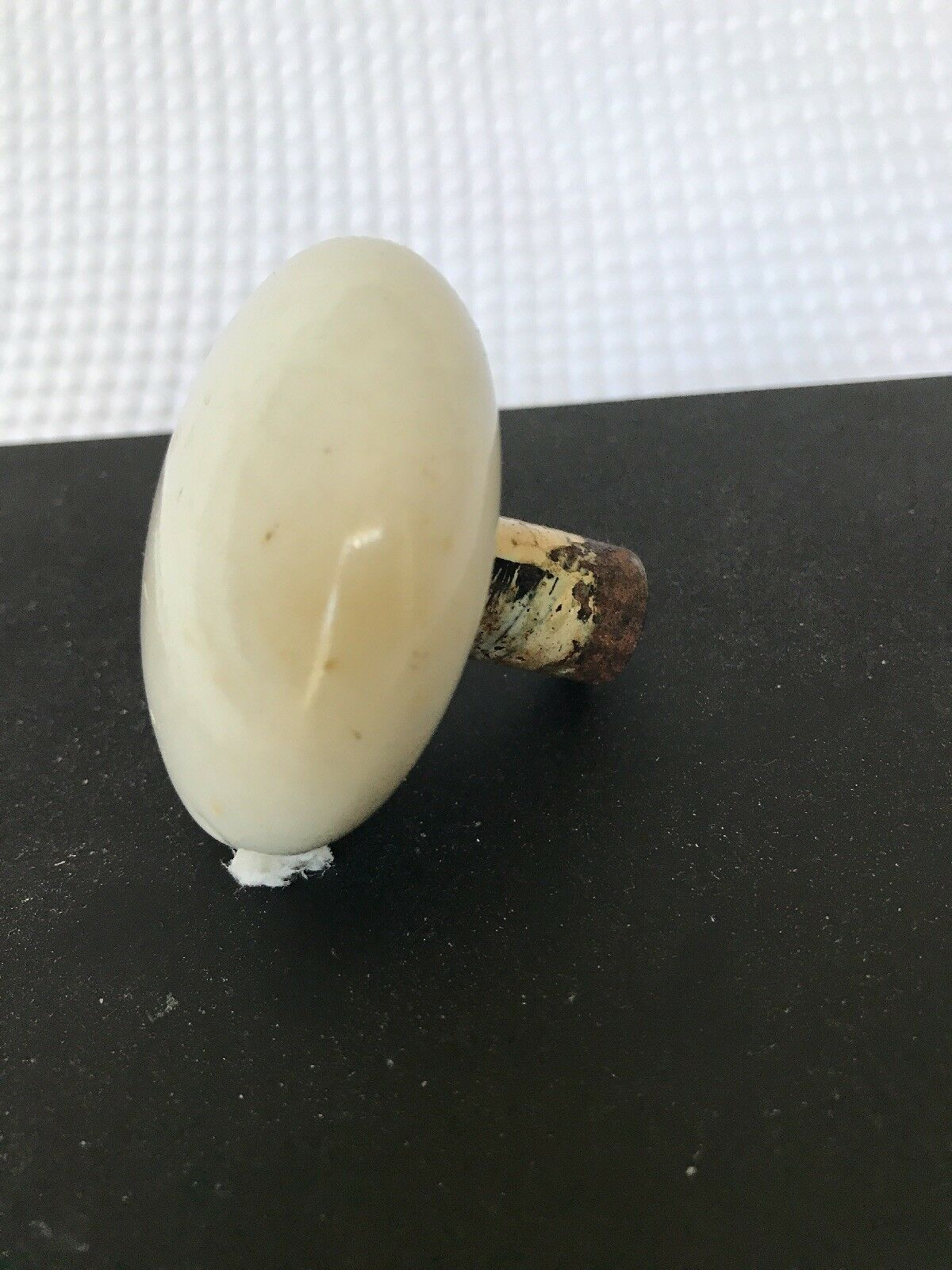 Vintage White Porcelain Door Knob 1 Of 3Only 1 Available ...