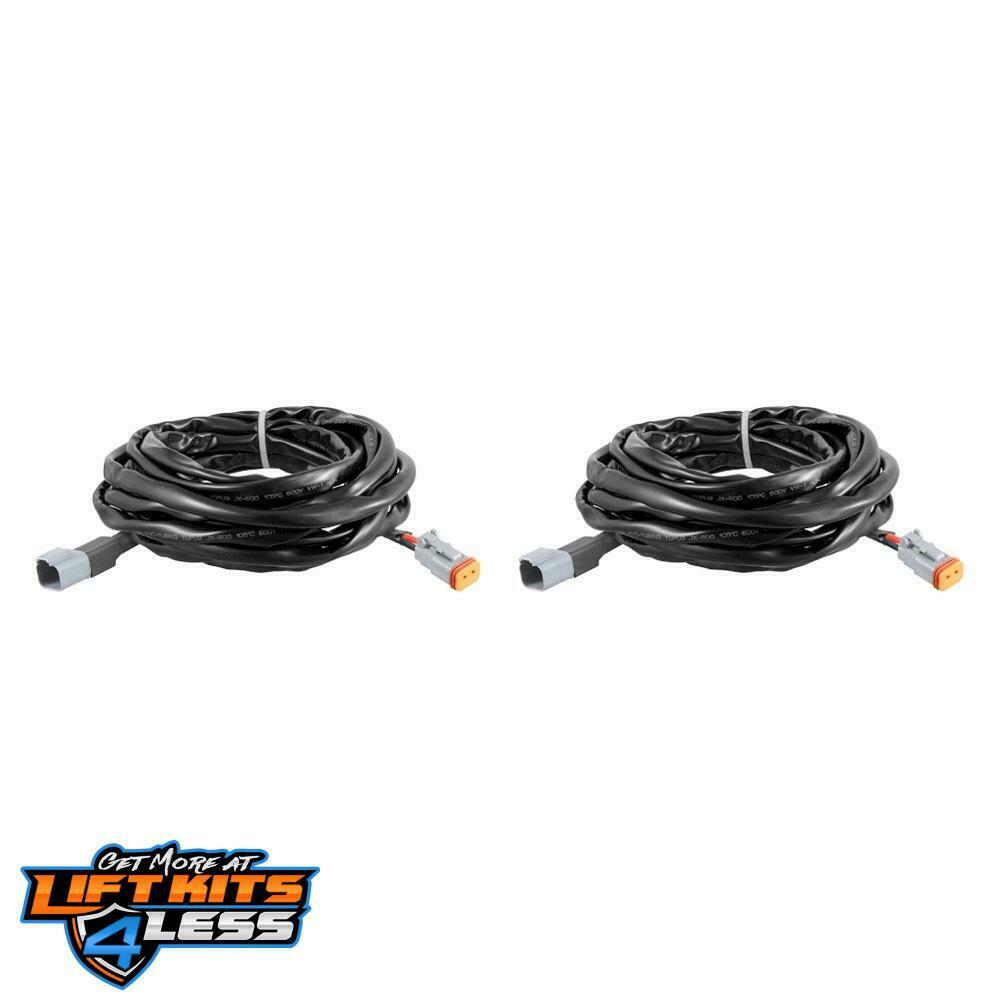 Aries 1501243 Wiring Harness Extension for 2 Lights ALL Non-Spec Vehicle  ALL 1 of 1 See More
