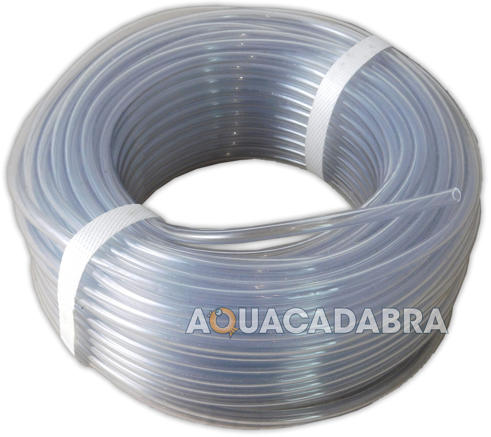 3 METRE CLEAR AIRLINE PLASTIC FOR FISH TANK POND AIR PUMP 3m LENGTH PIPE TUBE