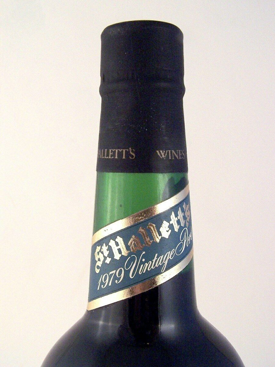 1979 ST HALLETTS Queens Road 1982 Brisbane Cup Port FREE DELIVER Isle of Wine