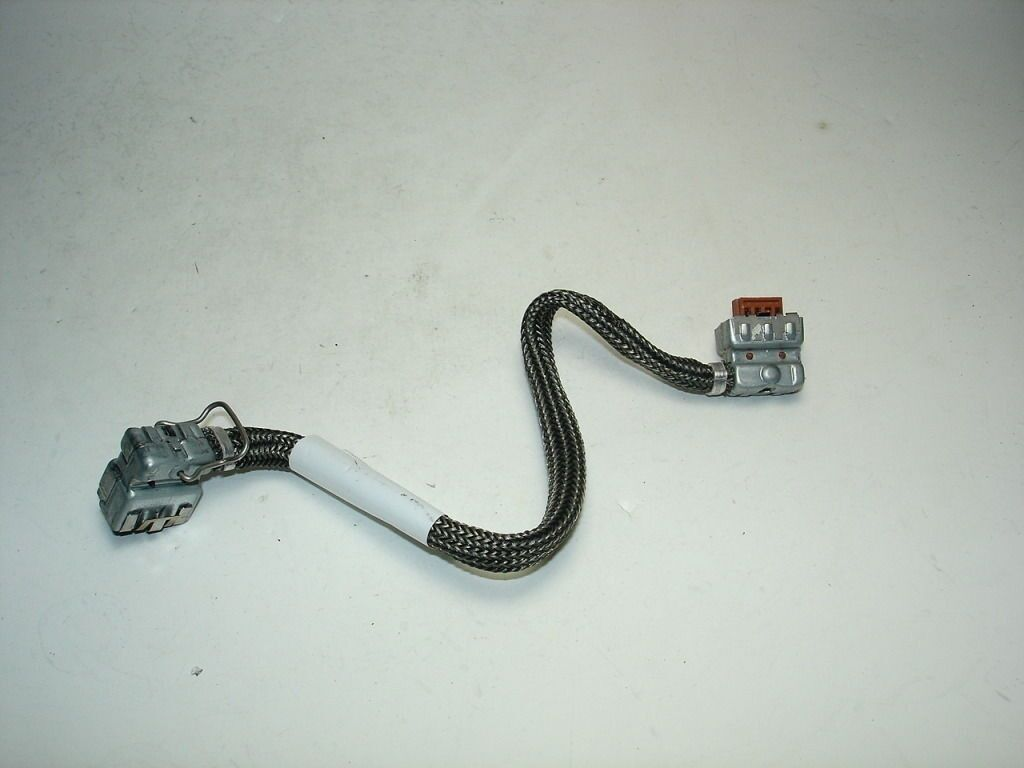 Oem 04 07 Volvo S60 S80 Xc90 Xenon Headlight Hid Ballast Harness Headlamp Wire 1 Of 1only Available