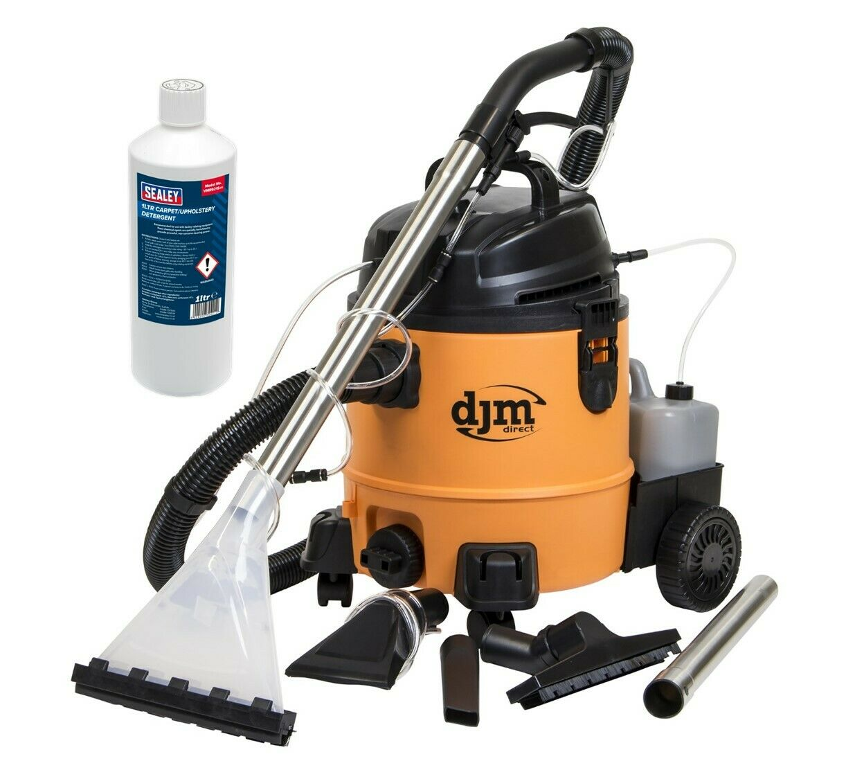 djm home carpet upholstery washer cleaner vacuum valeting vac machine access. Black Bedroom Furniture Sets. Home Design Ideas