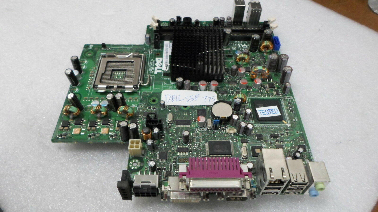 Dell 0Hx555 Hx555 Motherboard For Dell Optiplex 755 Sff Used & Tested 1 of  5FREE Shipping See More