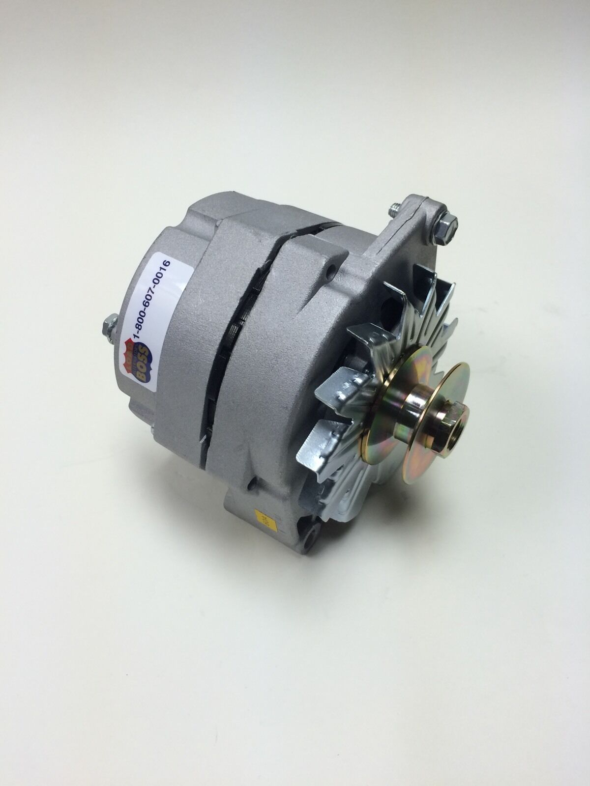 Alternator One Wire 1 6 Volt Positive Ground 60 Amp With 3 4 Single Of 7free Shipping