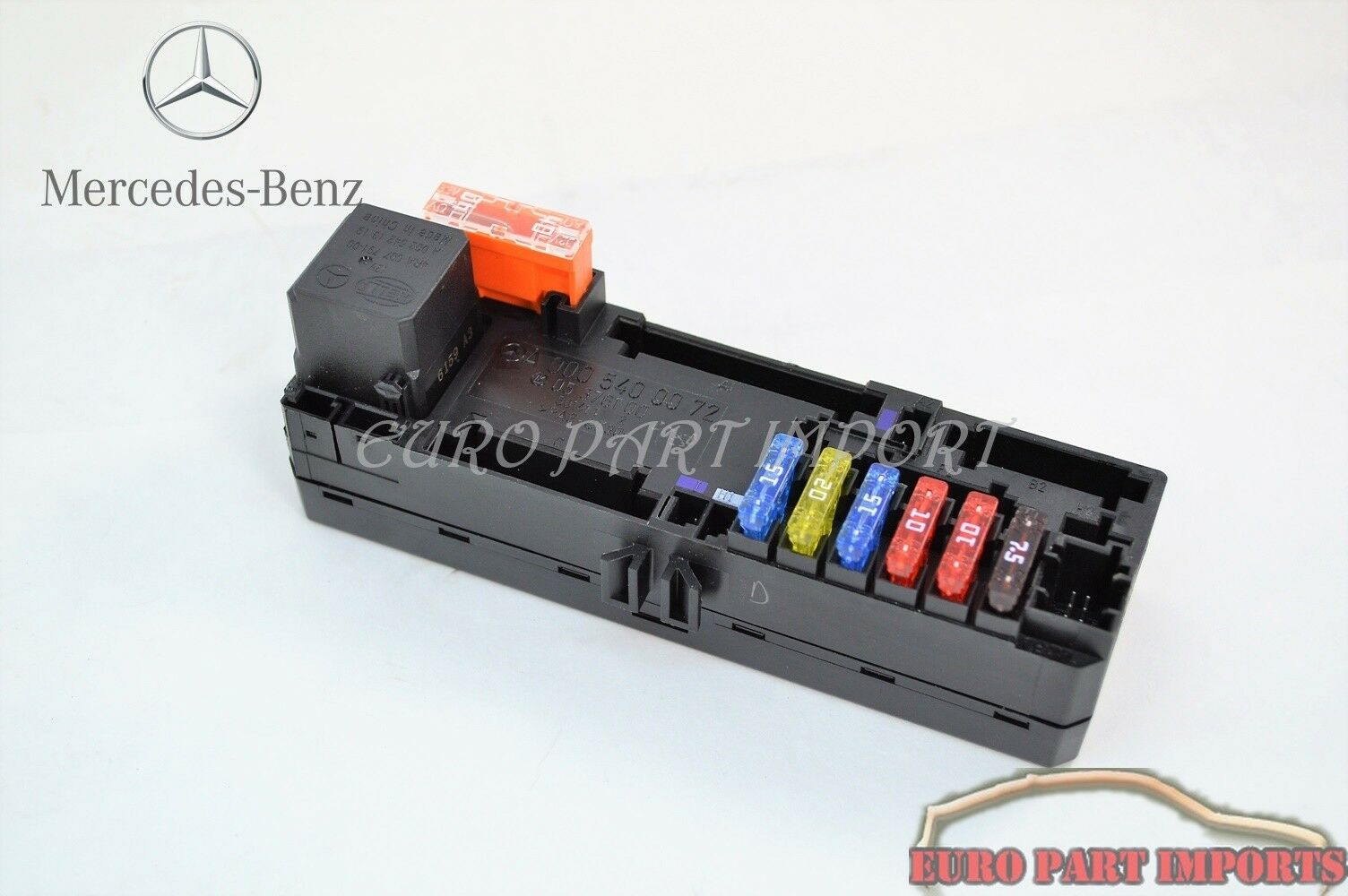 mercedes benz w202 fuse box