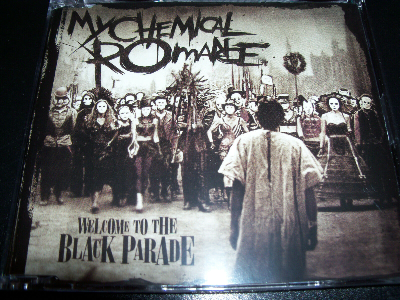 black singles in welcome The black parade follows the death of the patient, a character suffering from a terminal illness it chronicles him as he ventures out of life and death meets him as the black parade the story is inspired by gerard's belief that you are met, upon death, by a prominent memory from your life in the album, the patient is met by the memory of a.