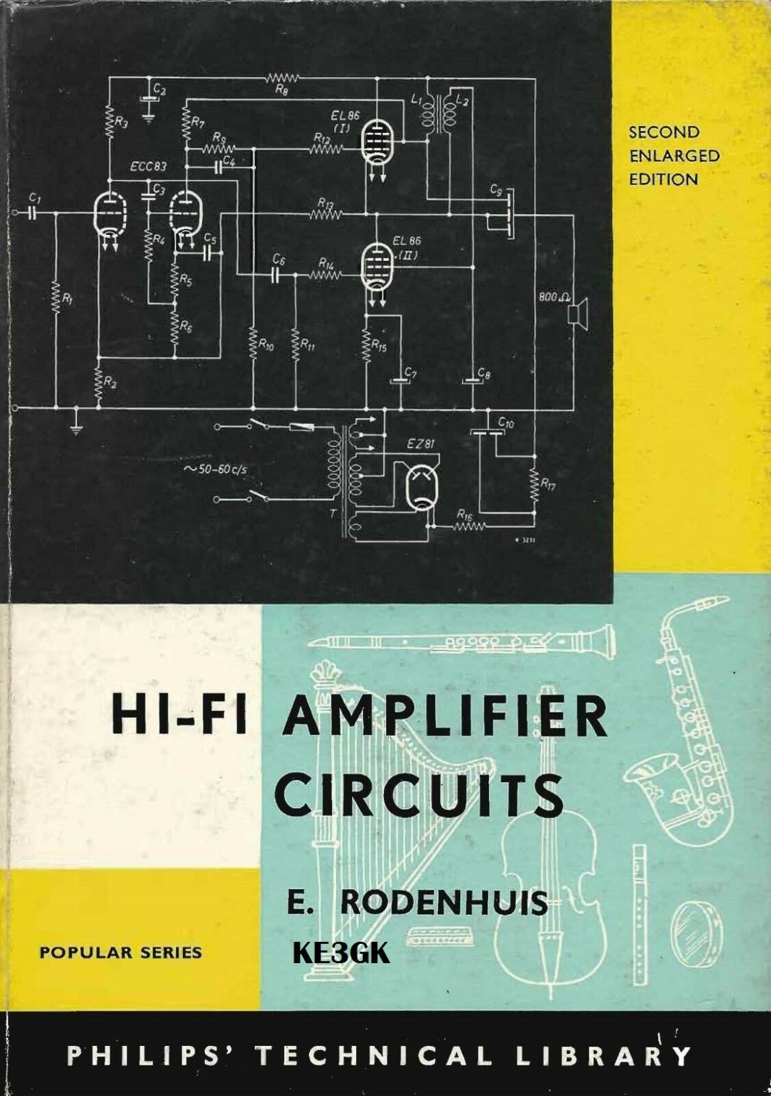 Hi Fi Amplifier Circuits Philips Technical Library Cdrom Pdf 25w Hifi Audio With Mosfet 1 Of See More