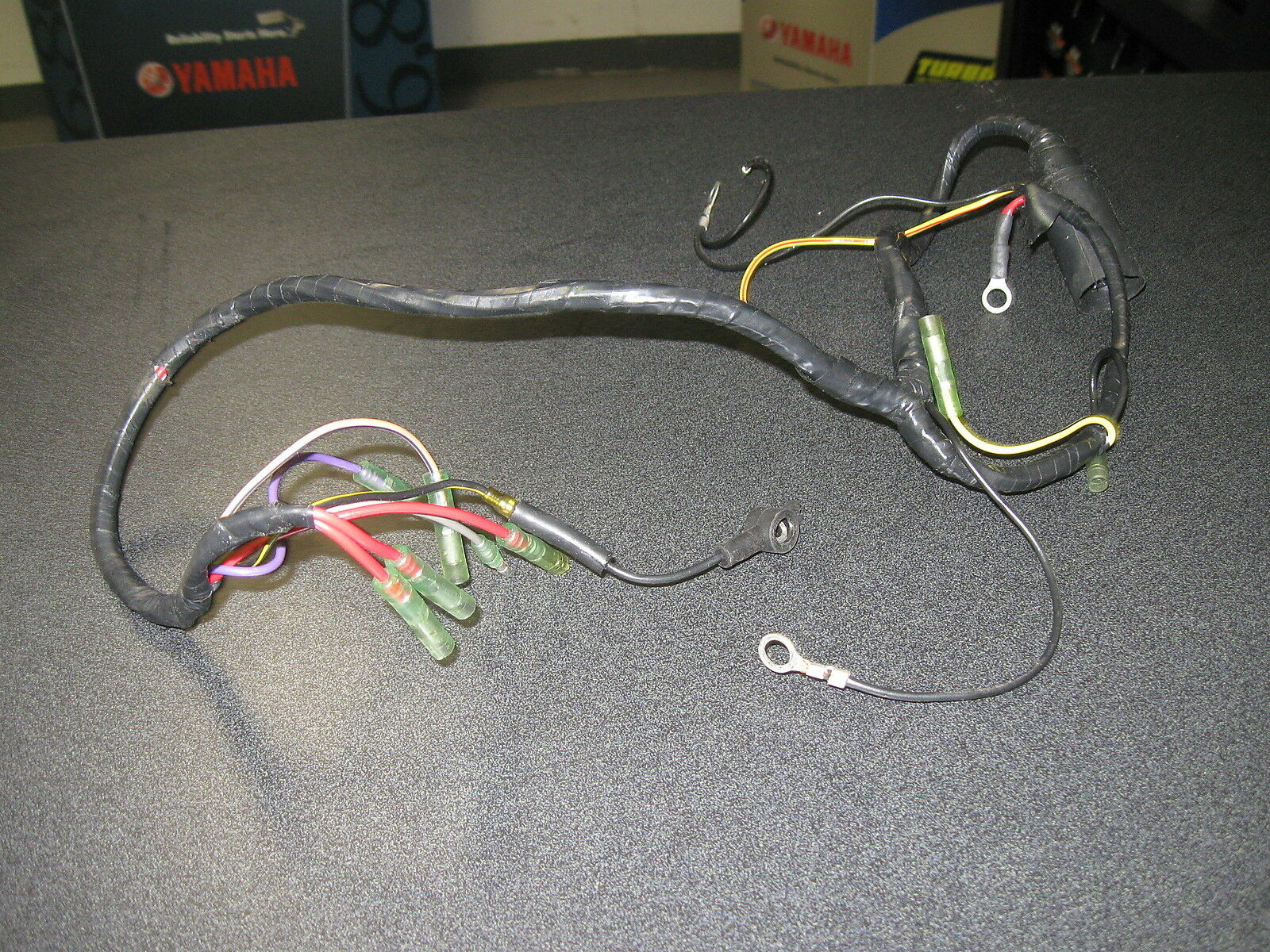 Mercury Force Wiring Harness Assembly Part Number 823392A 1 1 of 7Only 1  available ...