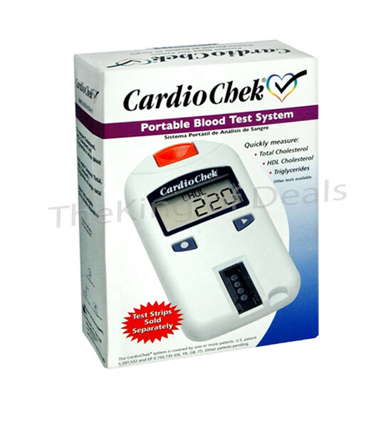 cardiochek portable blood test system cad. Black Bedroom Furniture Sets. Home Design Ideas