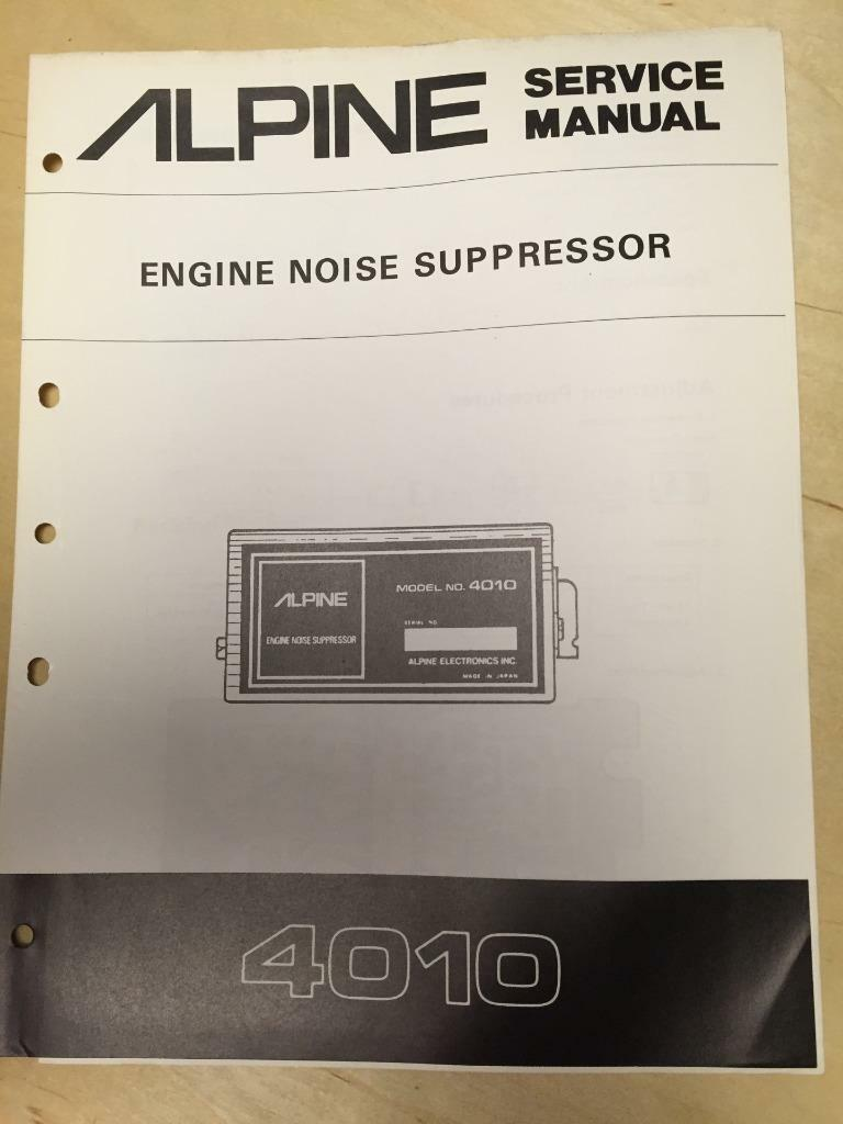 alpine service manual for the 4010 engine noise suppressor 7 48 rh picclick com IRS Form 3552 Form 3552