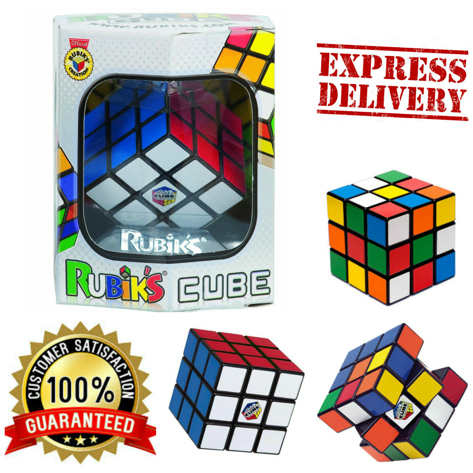 rubik 39 s cube original rubiks rubix cube puzzle mind game toy classic cube new eur 25 60. Black Bedroom Furniture Sets. Home Design Ideas