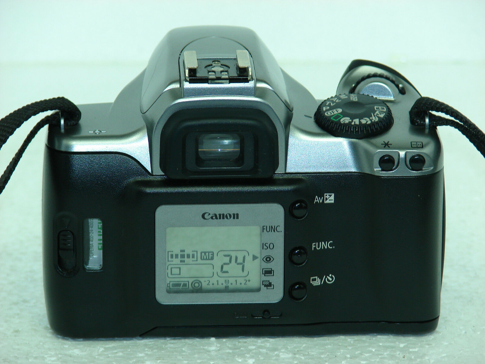 Canon EOS Rebel K2 35mm SLR Film Camera Body Only with Strap - Nice! 1 of  12Only 1 available Canon EOS Rebel K2 ...