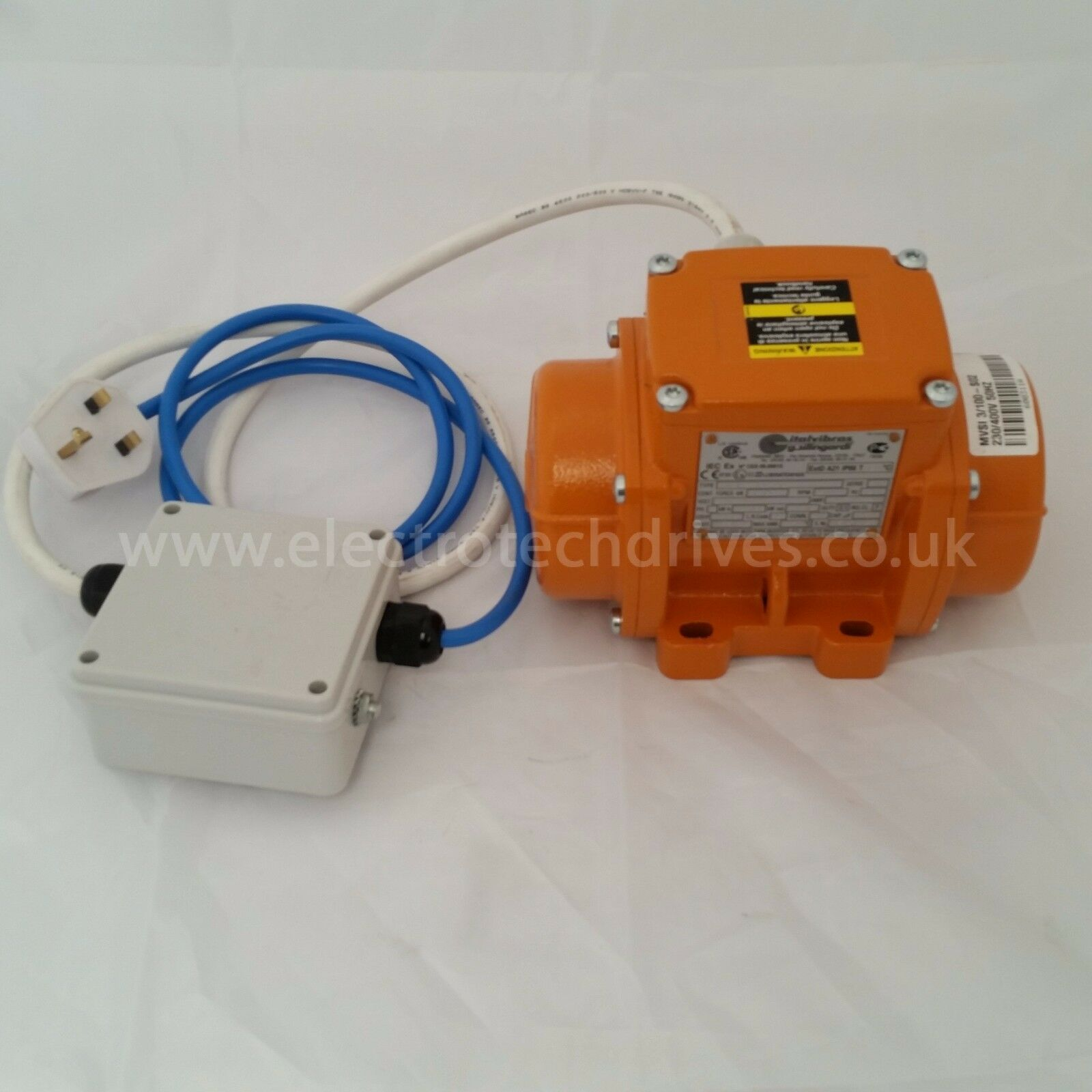 Vibtec Vibrator Motor Mvsi3 100 S02 Single Phase
