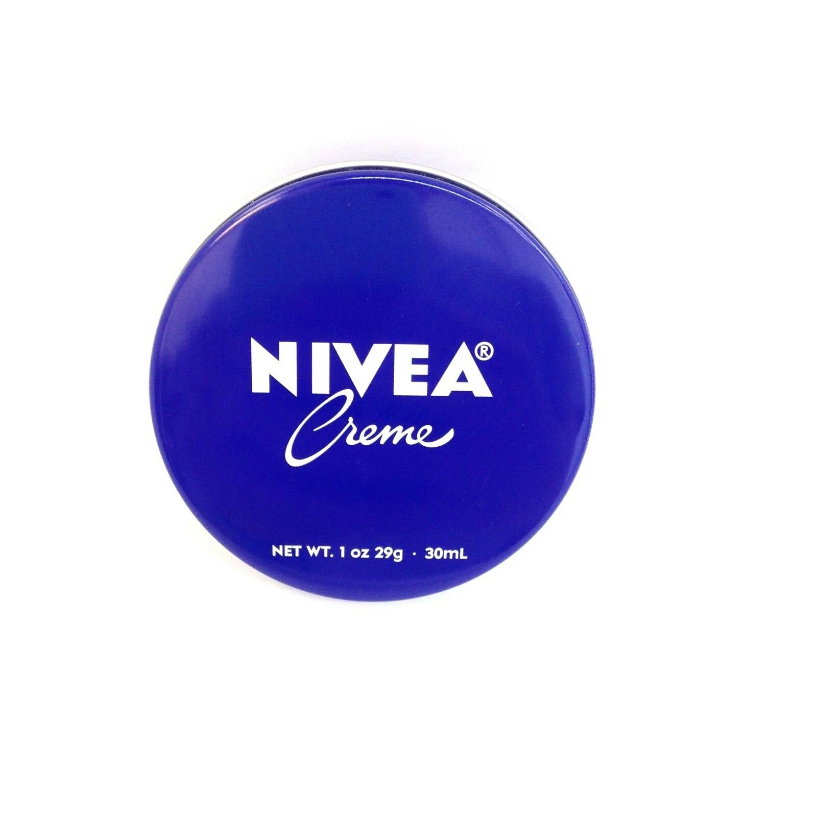 New NIVEA CREME SKIN MOISTURIZER TIN PURSE TRAVEL SIZE 1 oz Made in Mexico • $5.66
