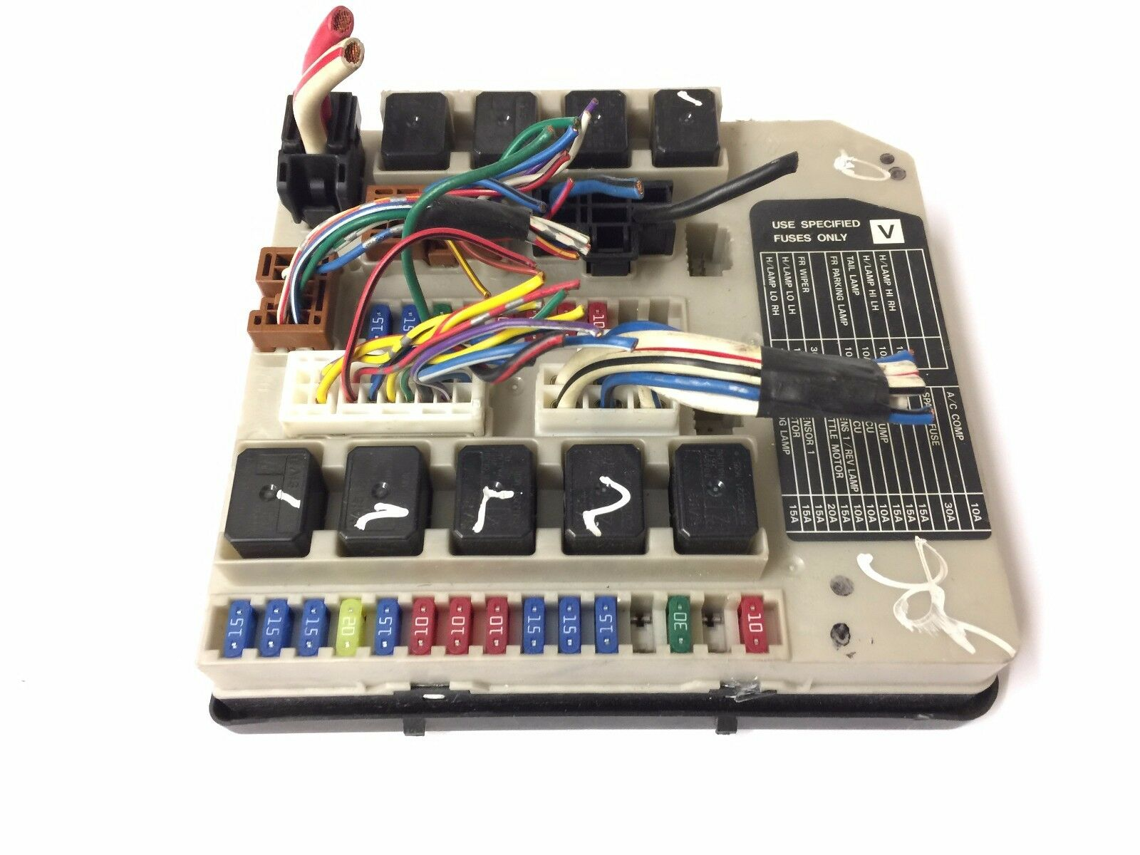 2007-2008 -2011 Nissan Sentra/Versa Body Control Fusebox PP-T30- 1 of 2FREE  Shipping See More