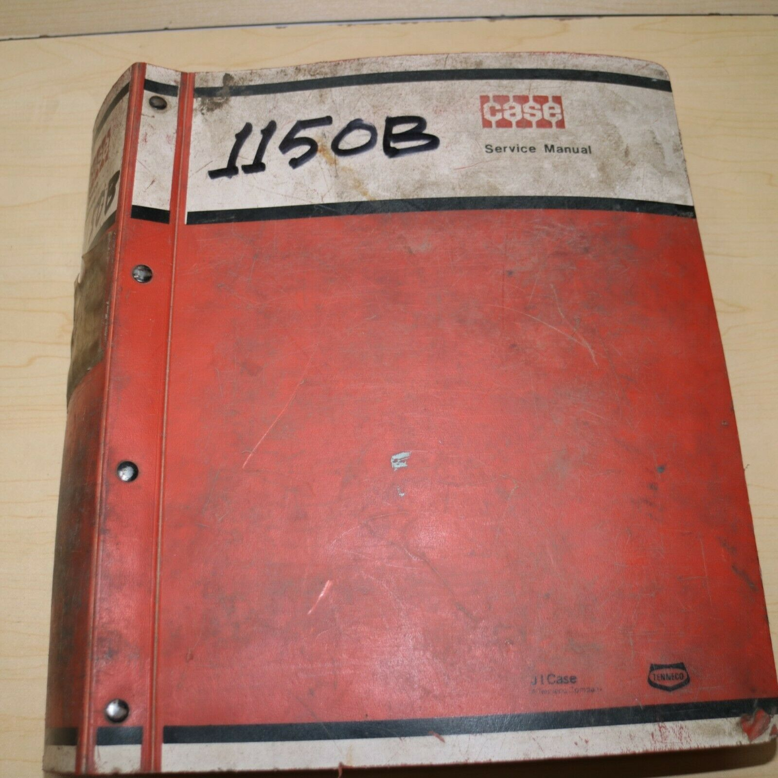 1 of 6Only 1 available CASE 580K BACKHOE LOADER Repair Shop Service Manual  book overhaul workshop guide
