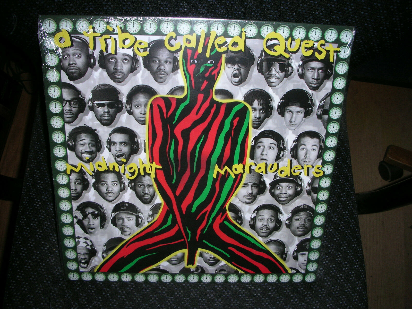 a tribe called quest midnight marauders brand new