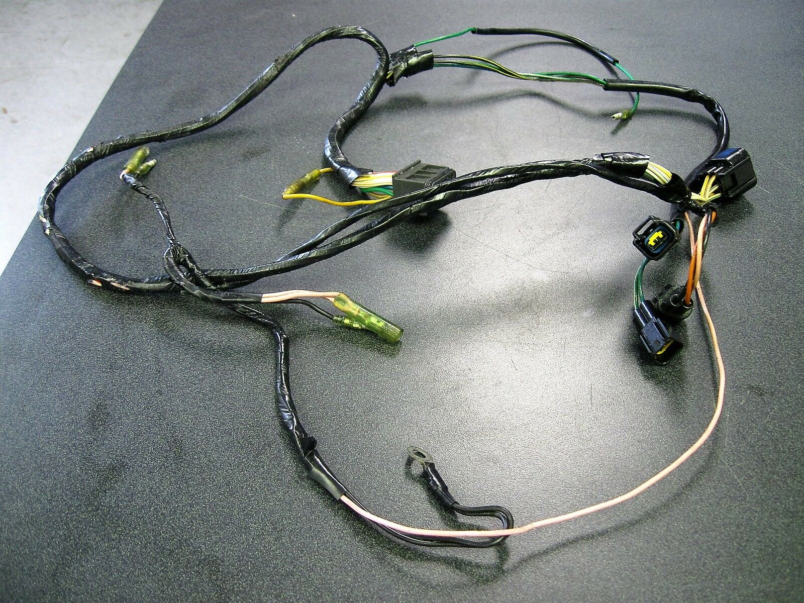 Yamaha Outboard Sx225 Wire Harness Assy 2 65l 8259m 00 17000 Wiring 1 Of 9only Available