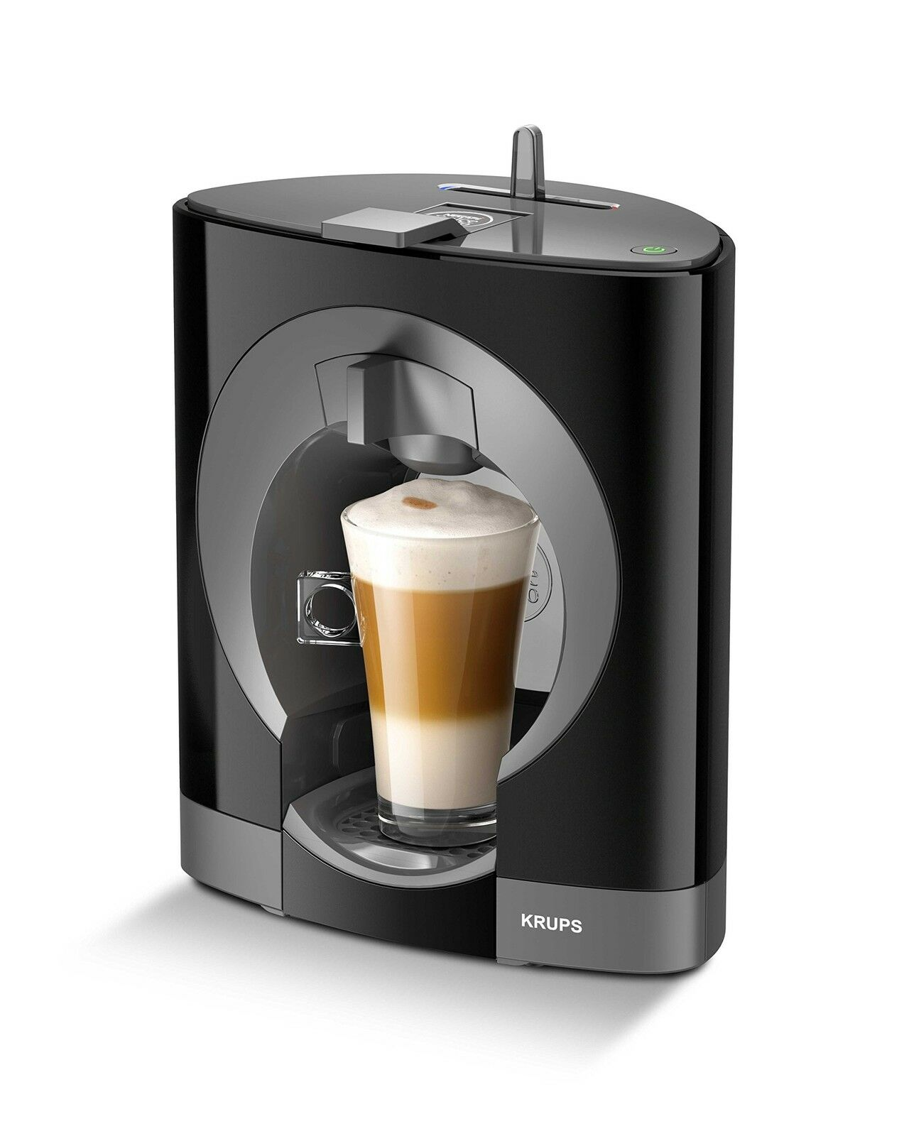 nescafe dolce gusto oblo coffee capsule machine espresso. Black Bedroom Furniture Sets. Home Design Ideas