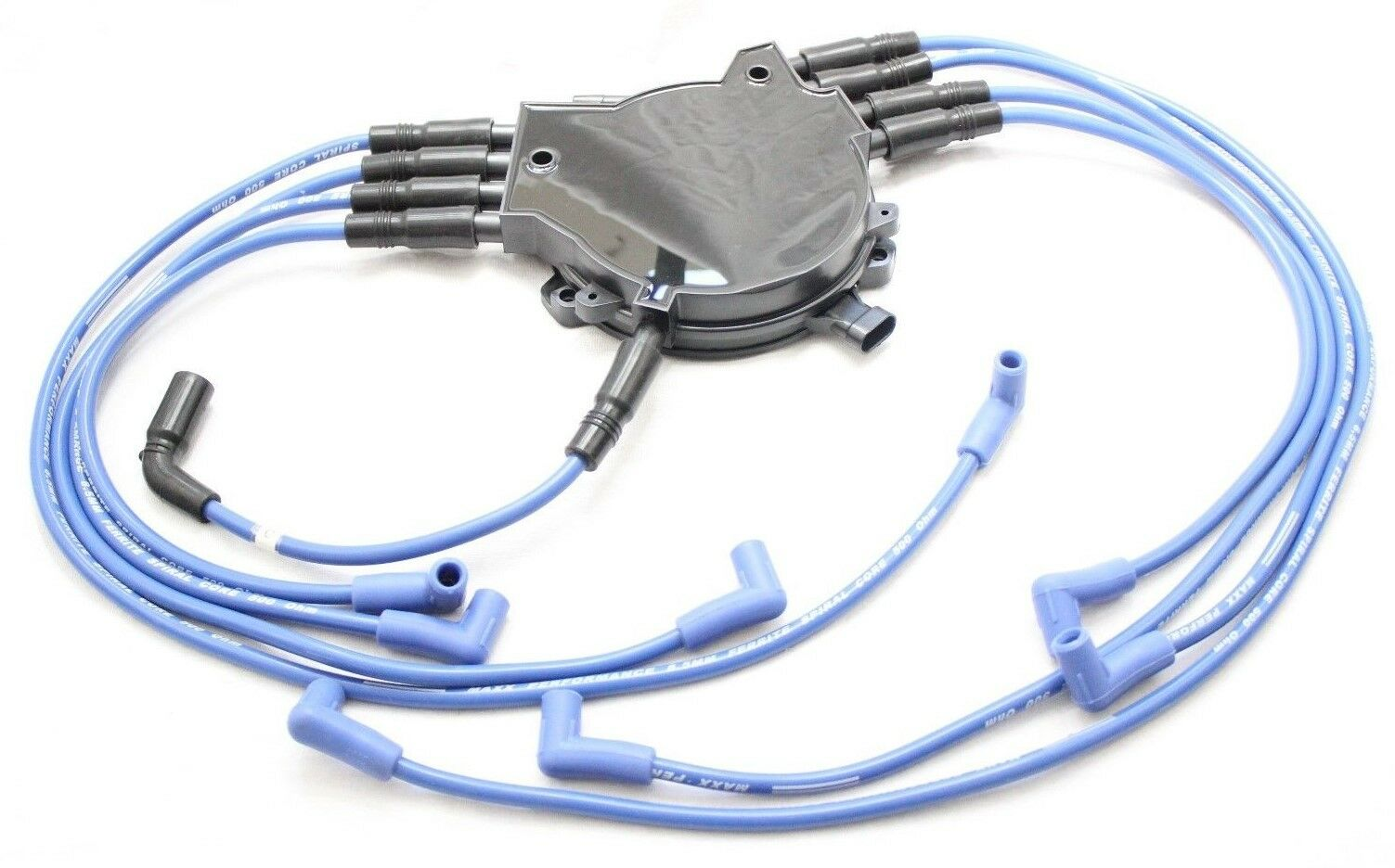 8.5mm Spark Plug Wires Optispark Distributor Cap 95-97 Camaro Firebird 5.7L  LT1 1 of 3Only 5 available See More