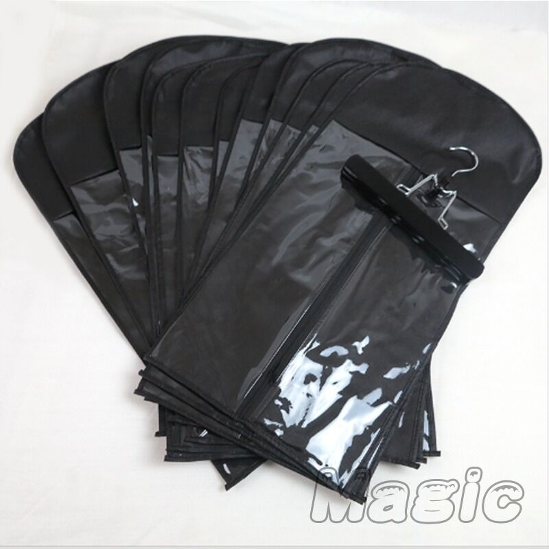 5a Clip In Extensions Carrier Storage Suit Case With Hanger Virgin