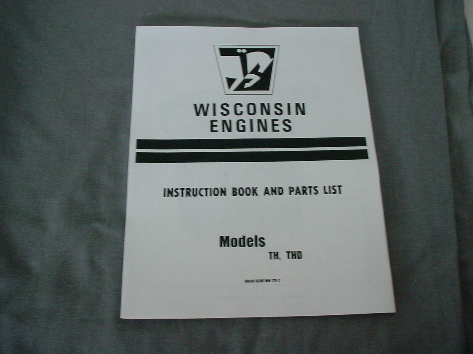 manuals technical wisconsin tjd thd th