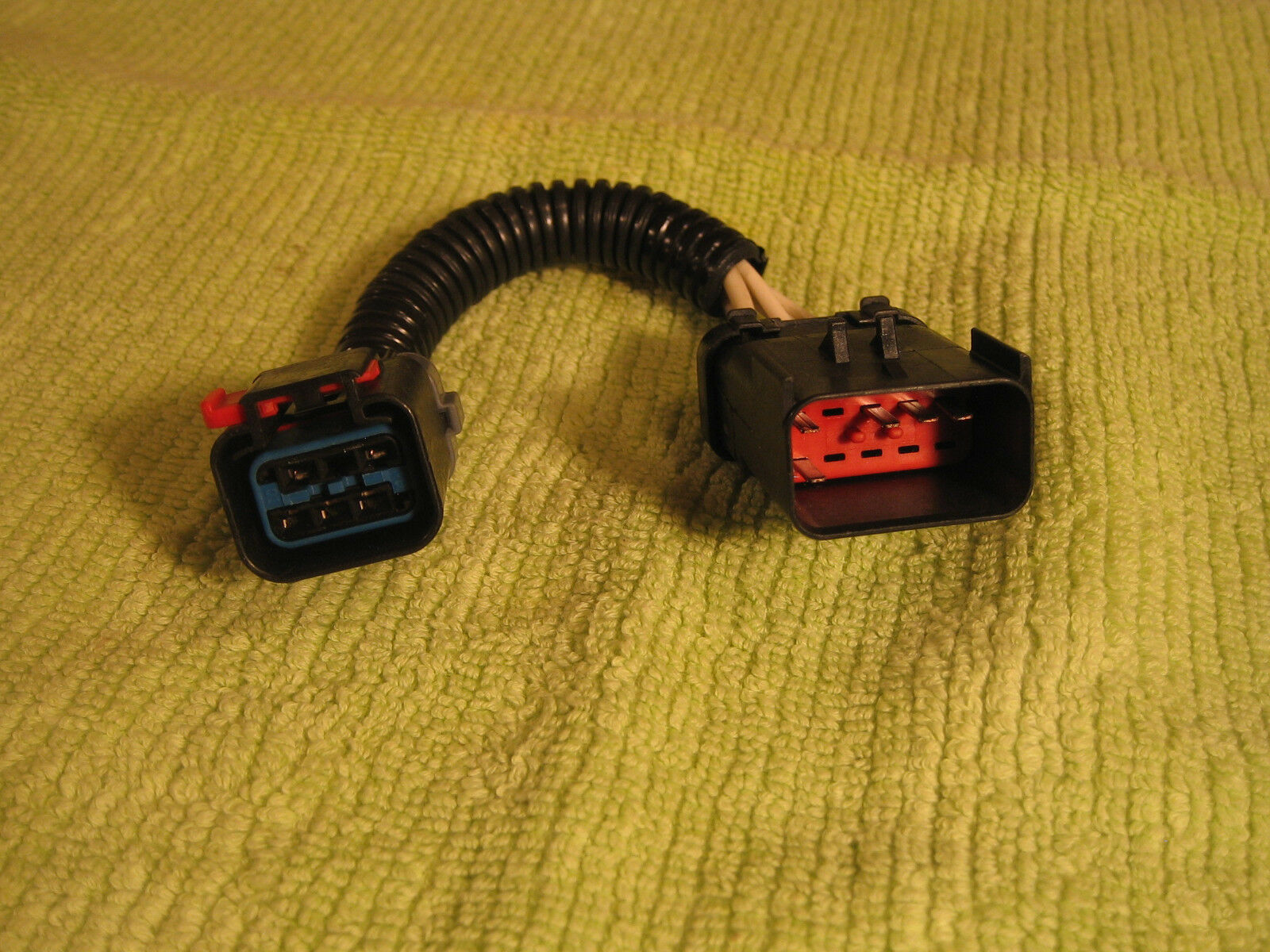 Jeep Wrangler Tj Hard Top Pigtail Adapter Wire Harness 97 02 To 1 Of 6only 5 Available