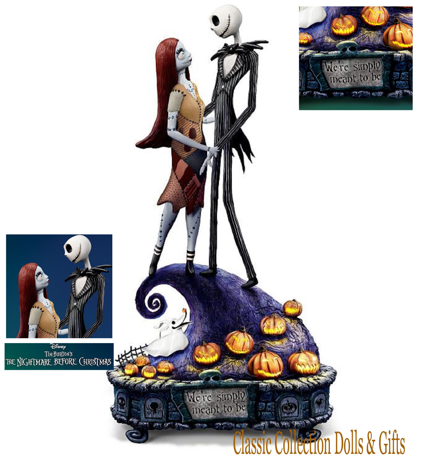 TIM BURTON\'S NIGHTMARE Before Christmas\