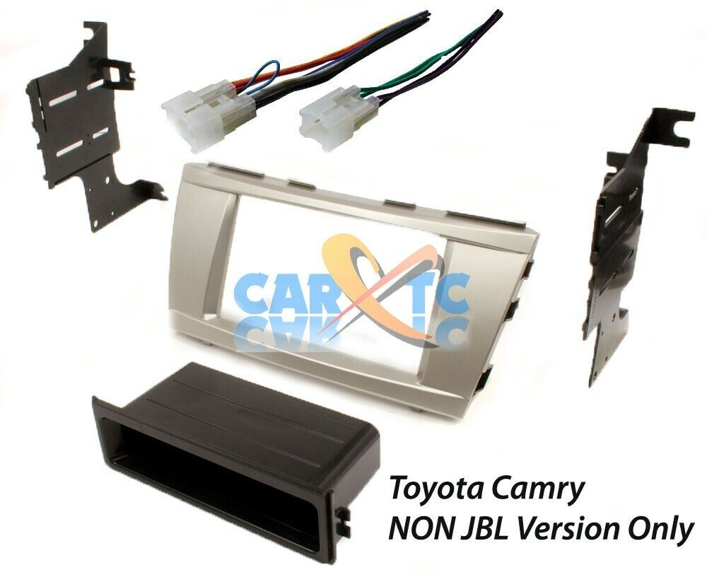 Dash Stereo Kit Radio Wire Harness For Camry Select Models Jbl Wiring 1 Of 1free Shipping