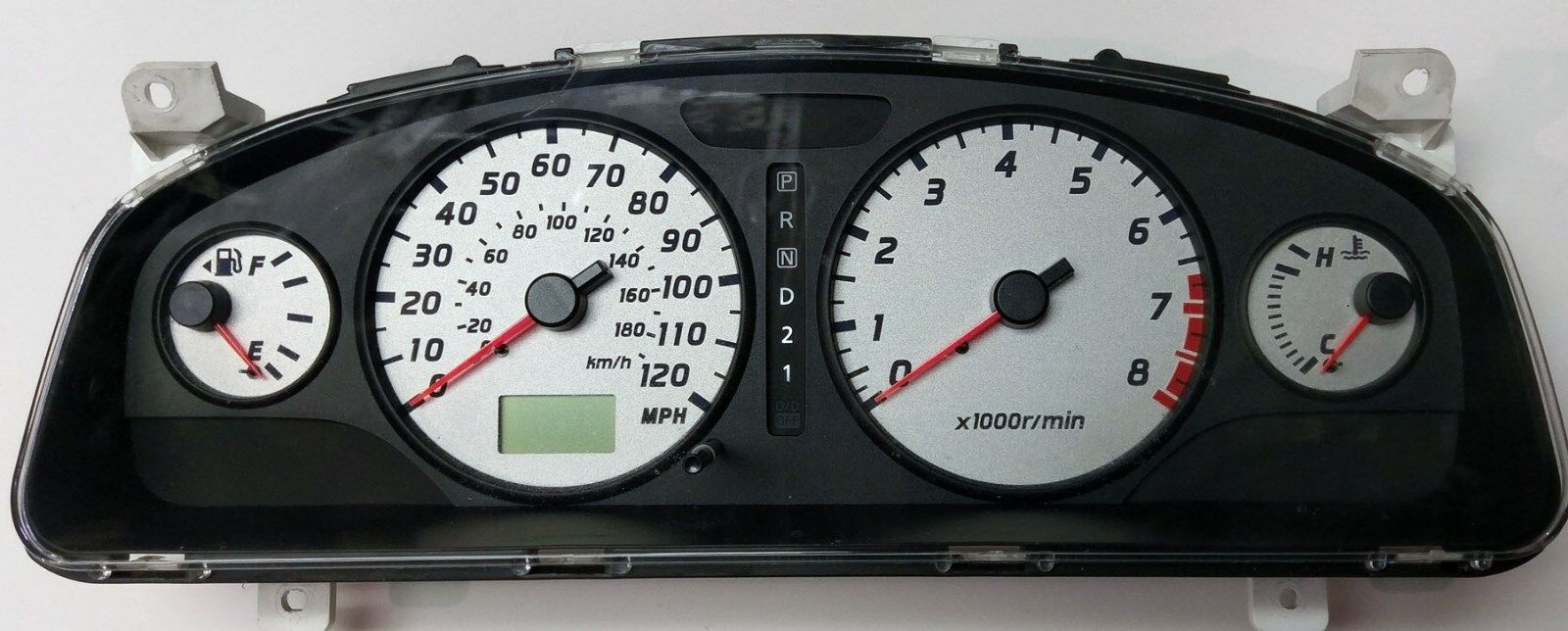 02 03 04 Nissan Pathfinder Instrument Cluster Fuel Gauge Service 2002 2003  2004 1 of 1Only 4 available See More