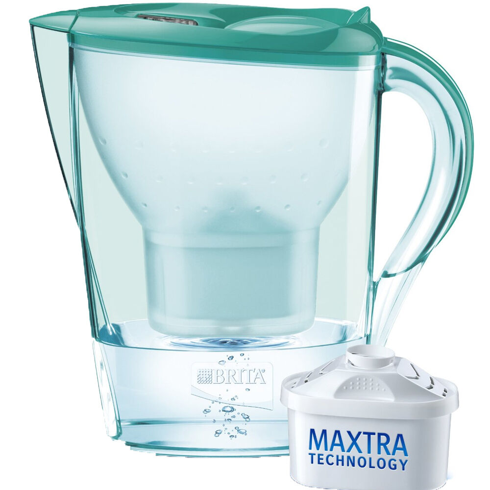 brita marella xl 3 5l water filter jug mint 1 maxtra. Black Bedroom Furniture Sets. Home Design Ideas