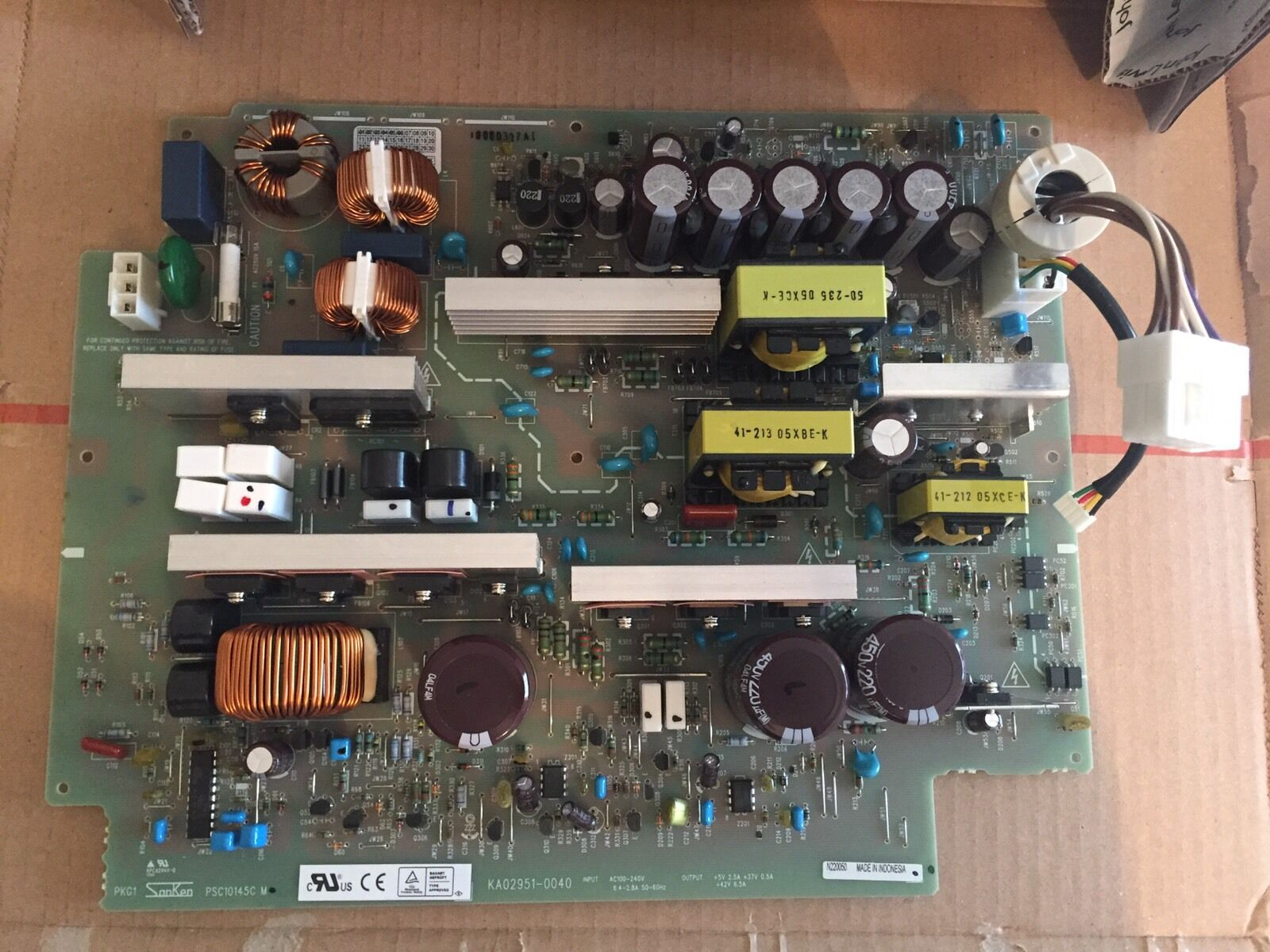 Epson Dfx 9000 Power Supply 1250 Picclick Uk Mainboard Lq2170 1 Of 3only Available