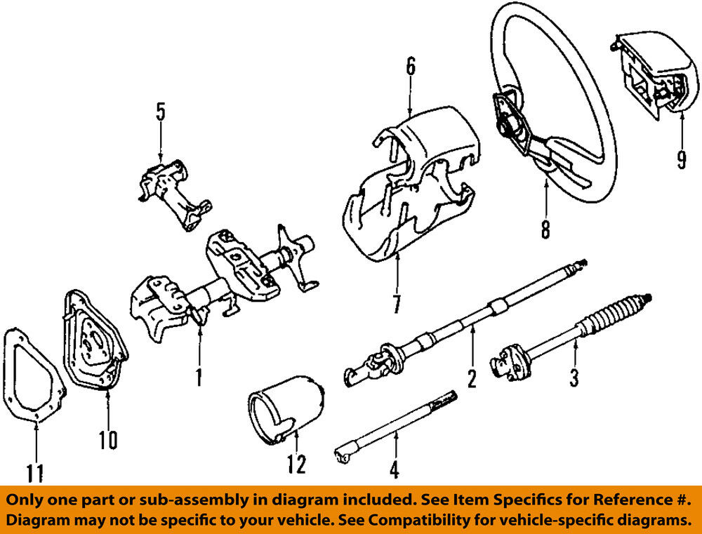 Toyota Oem 9804 Taa Steering Columnintermediate Shaft. Toyota Oem 9804 Taa Steering Columnintermediate Shaft 4586034020 1 Of 1only Available. Toyota. 1998 Toyota Tacoma Pick Up Steering Parts Diagram At Scoala.co