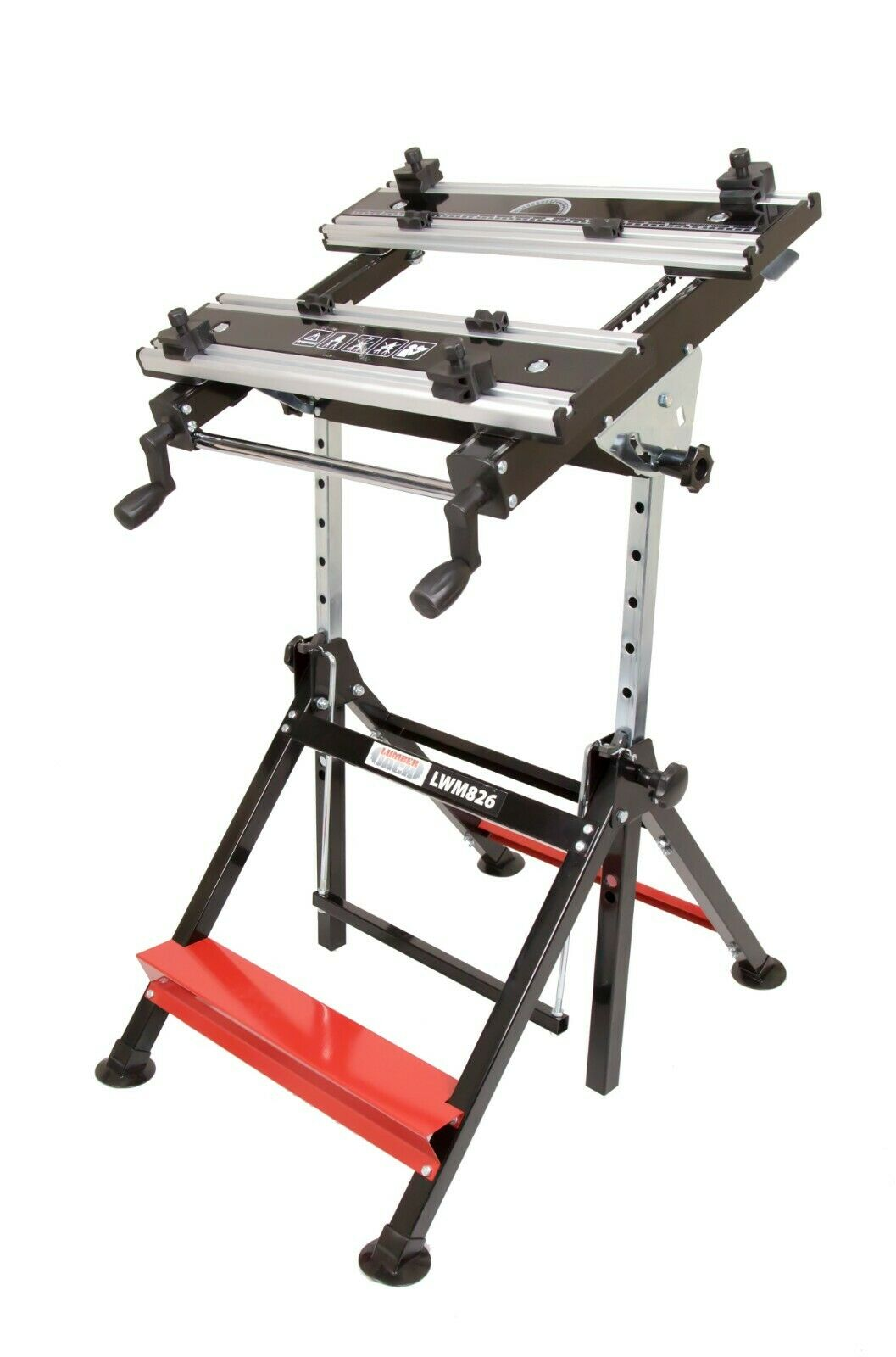 Lumberjack Lwm826 Folding Work Bench Mate Portable Workmate Trestle Stand Eur 73 28 Picclick It