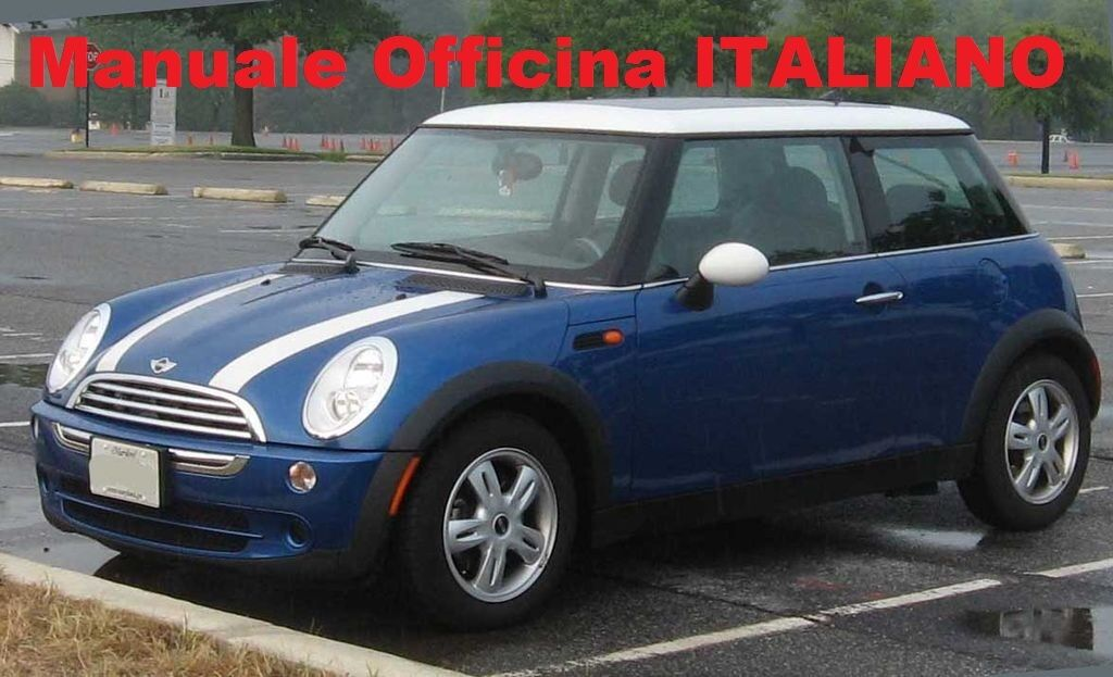bmw mini  2001  2007  manuale officina riparazione italiano Mini Cooper S Coupe 2017 Mini Cooper S