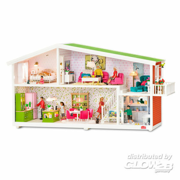 lundby 60101400 lundby smaland puppenhaus eur 48 33. Black Bedroom Furniture Sets. Home Design Ideas