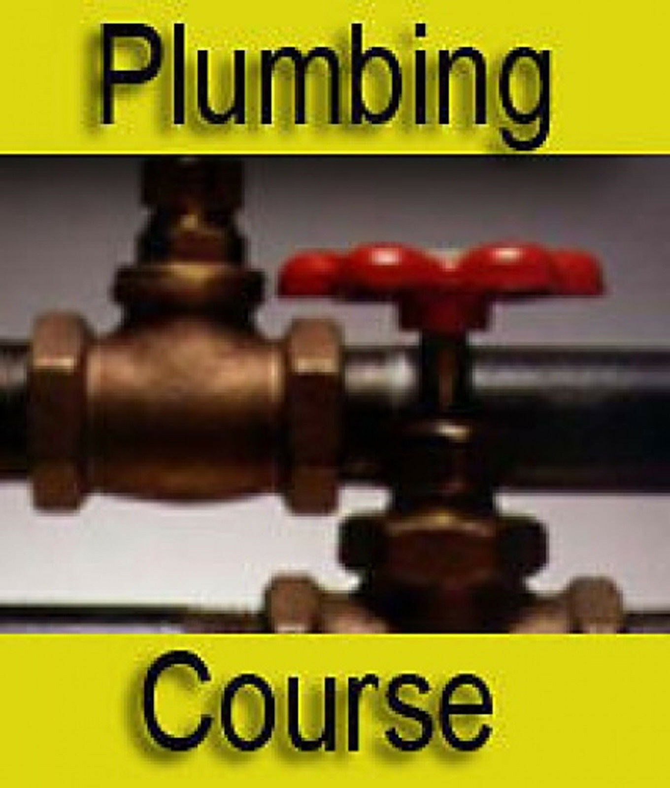 Plumbing plumbers training course pipefitting diy book picclick uk - How to run plumbing collection ...