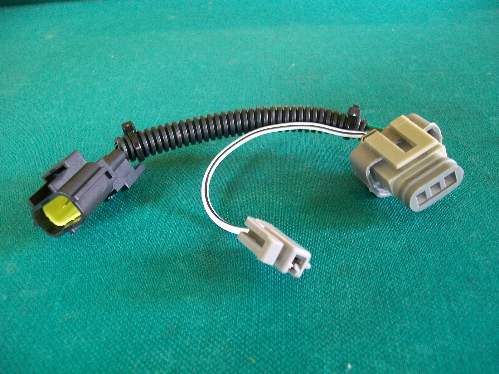Alternator Plug Harness Conversion Lead Adapter For Ford 6g To 3g W Wiring Specialties 2jzgte Bmw E36 Pro 1 Of 3only 5 Available