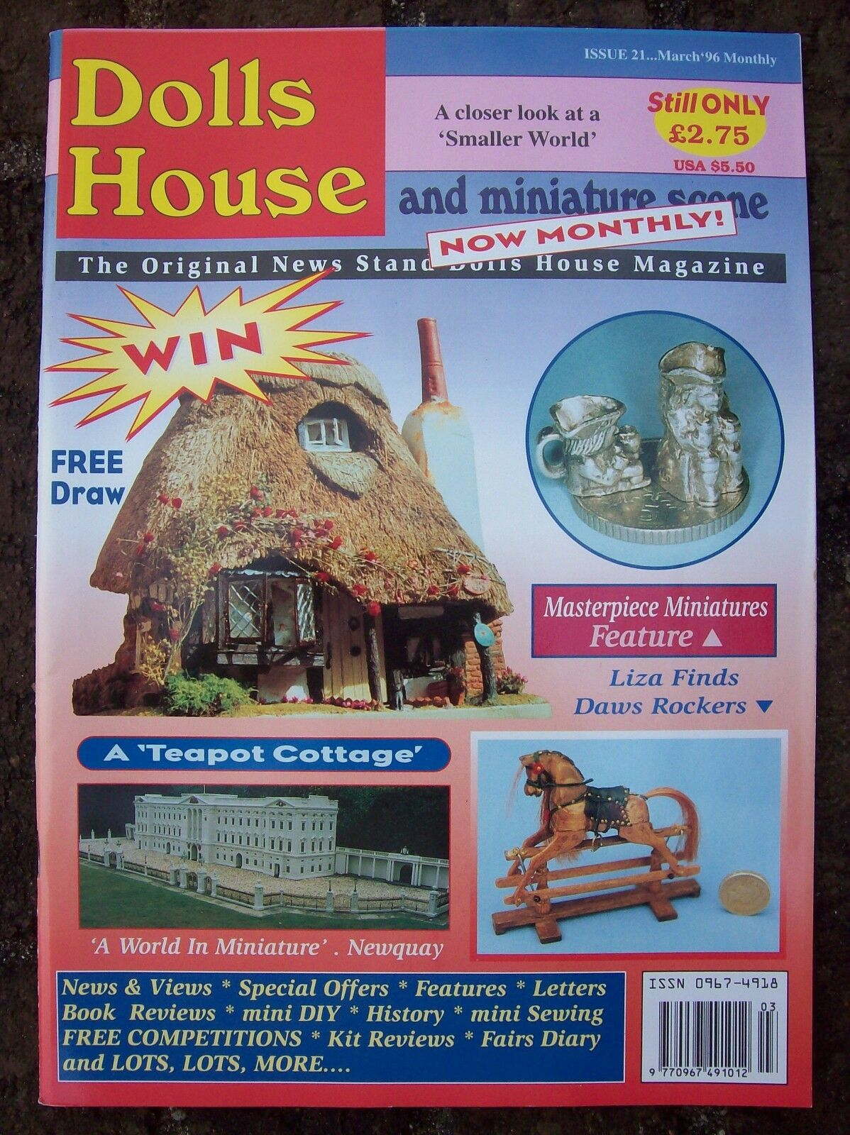 Knole House Floor Plan Dolls House And Miniature Magazine 28 Images 153 Best