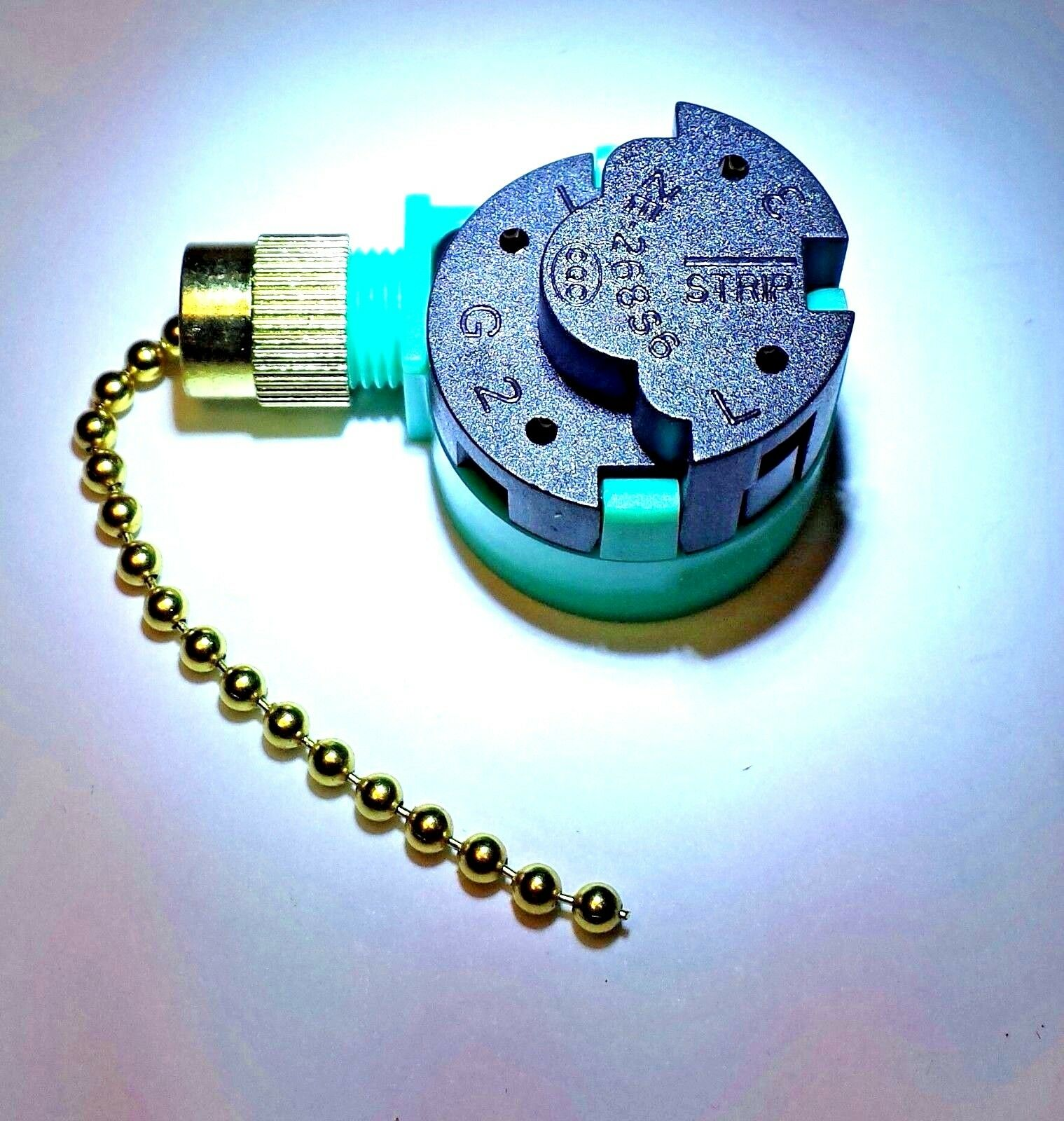 Zing Ear Pull Chain Switch Wiring Diagram Starting Know About Ceiling Fan Ze 268s6 Original 3 Speed Rh Picclick Com