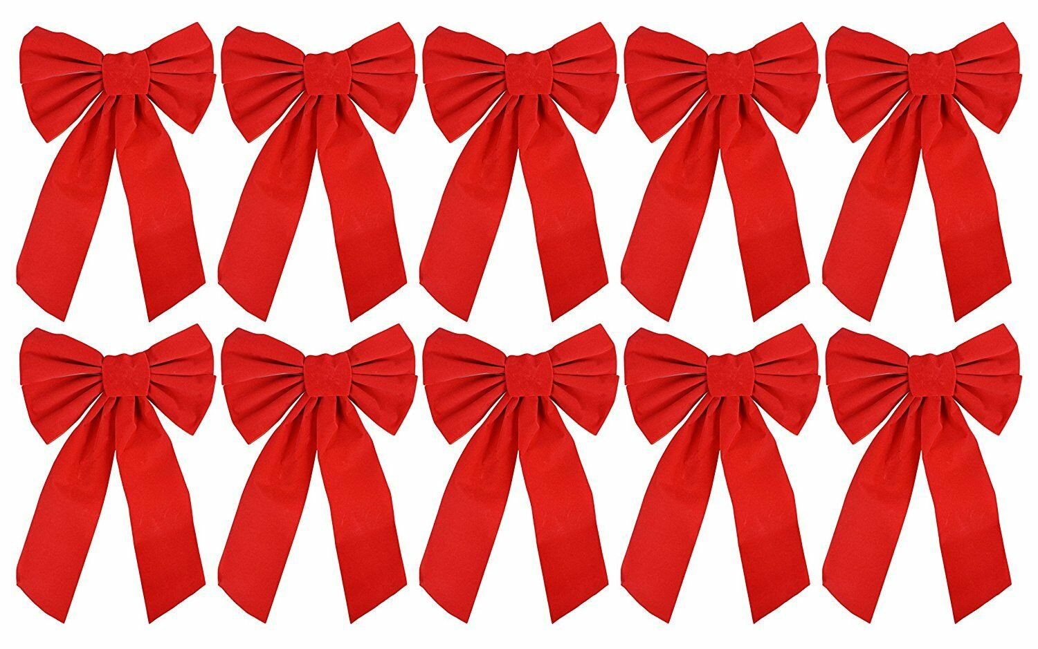 1 of 4free shipping - Large Christmas Bows