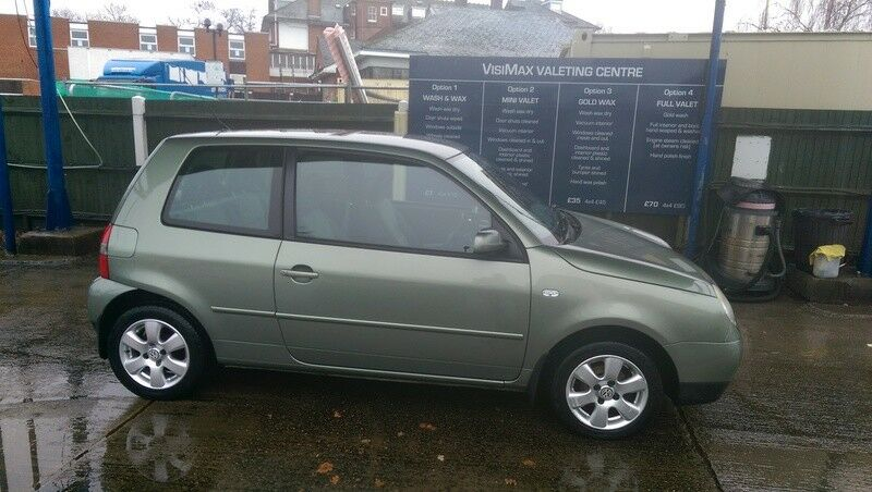 volkswagen lupo 1 4 16v manual 96k miles service history picclick uk. Black Bedroom Furniture Sets. Home Design Ideas