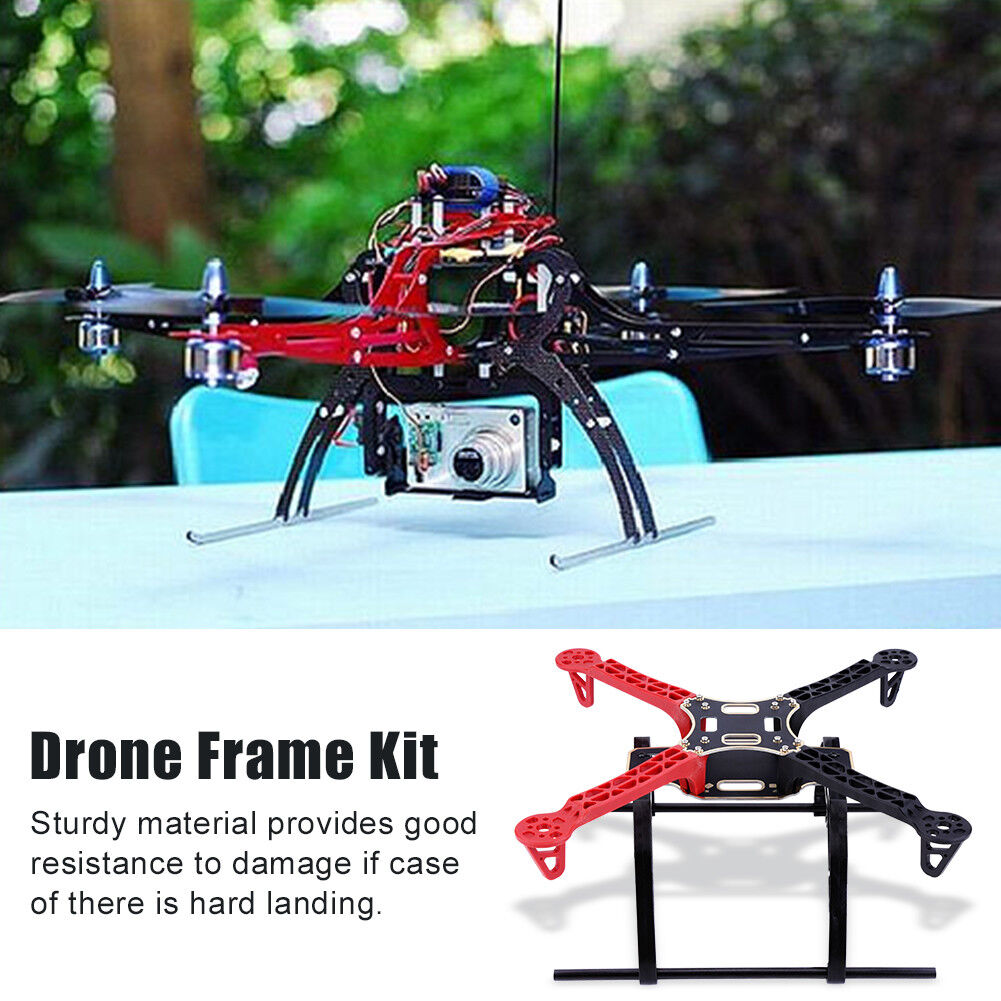 FRAME KIT WITH Landing Gear for DJI F330 RC Quadcopter 4Axle FPV ...