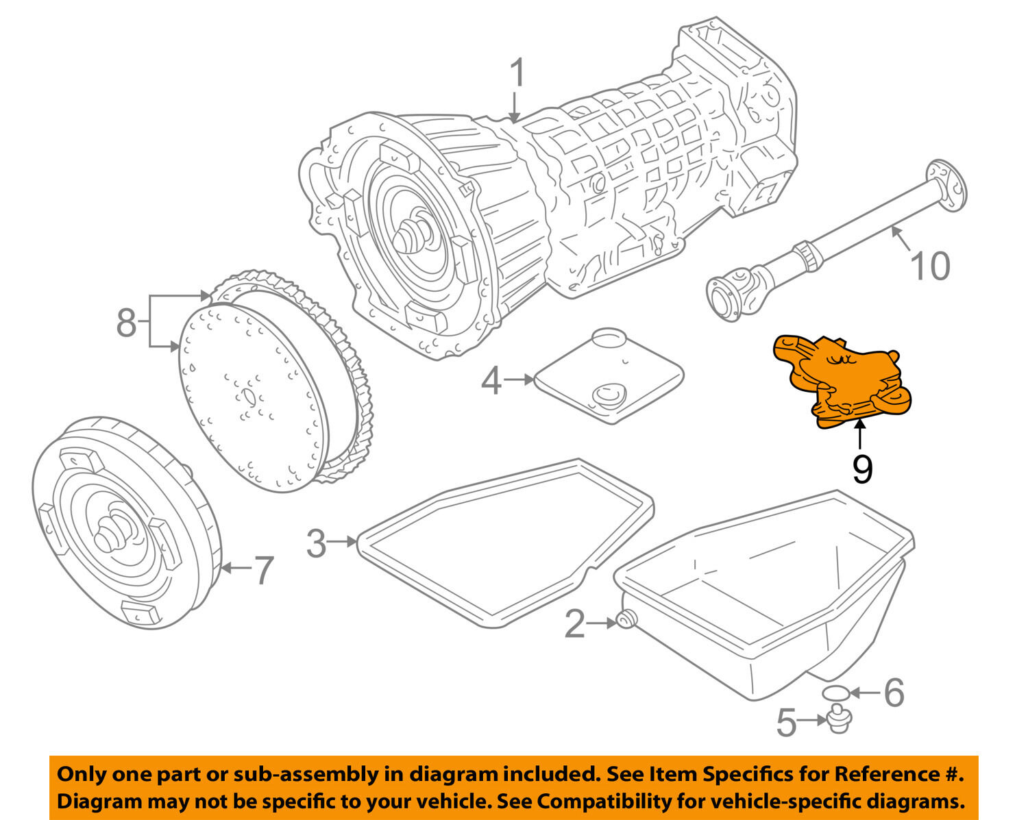 Land Rover Oem 1999 Discovery Neutral Safety Switch Uhb100190 Transmission Diagrams 1 Of 2free Shipping